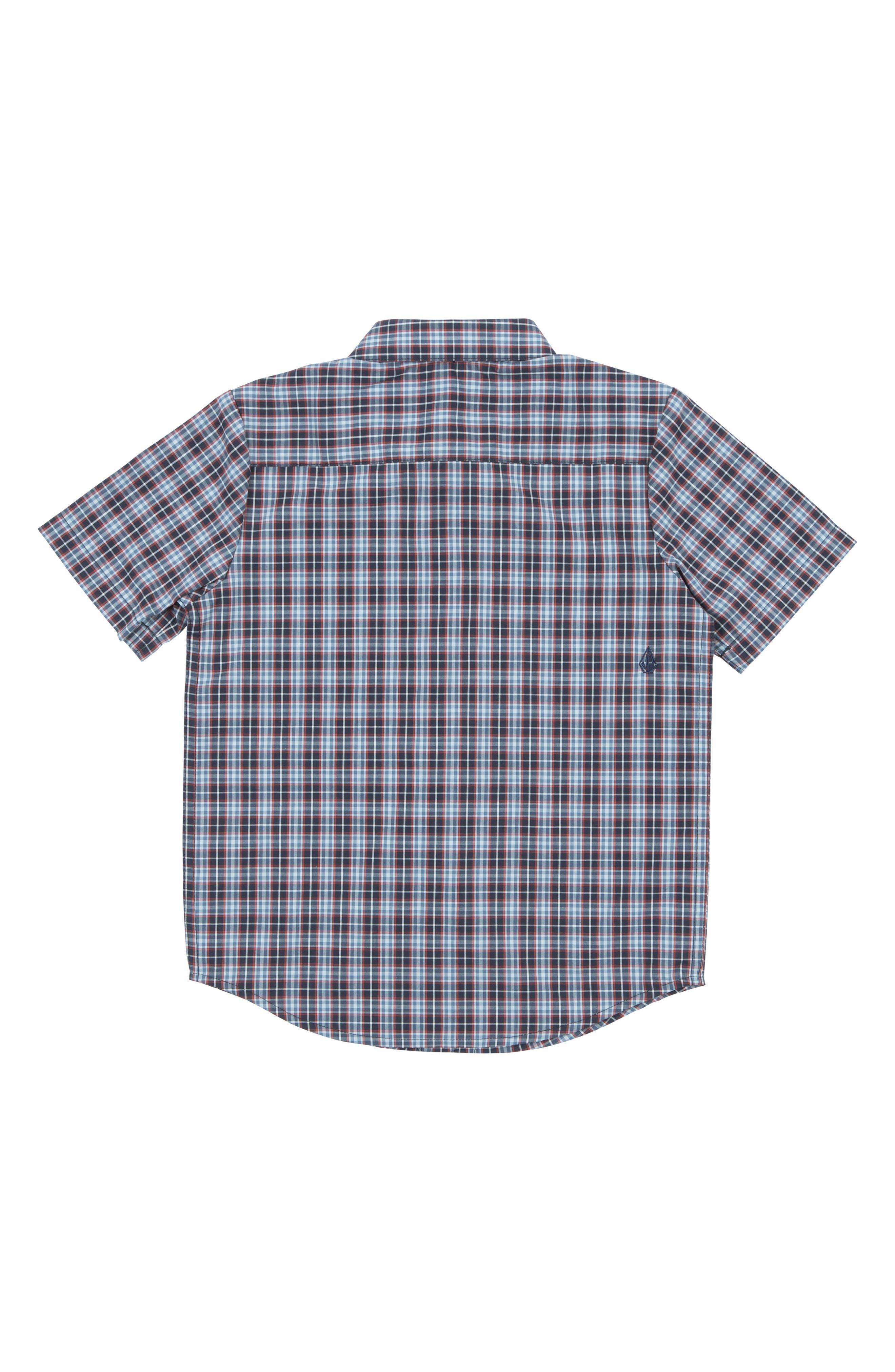 Harper Plaid Woven Shirt,                             Main thumbnail 1, color,                             410