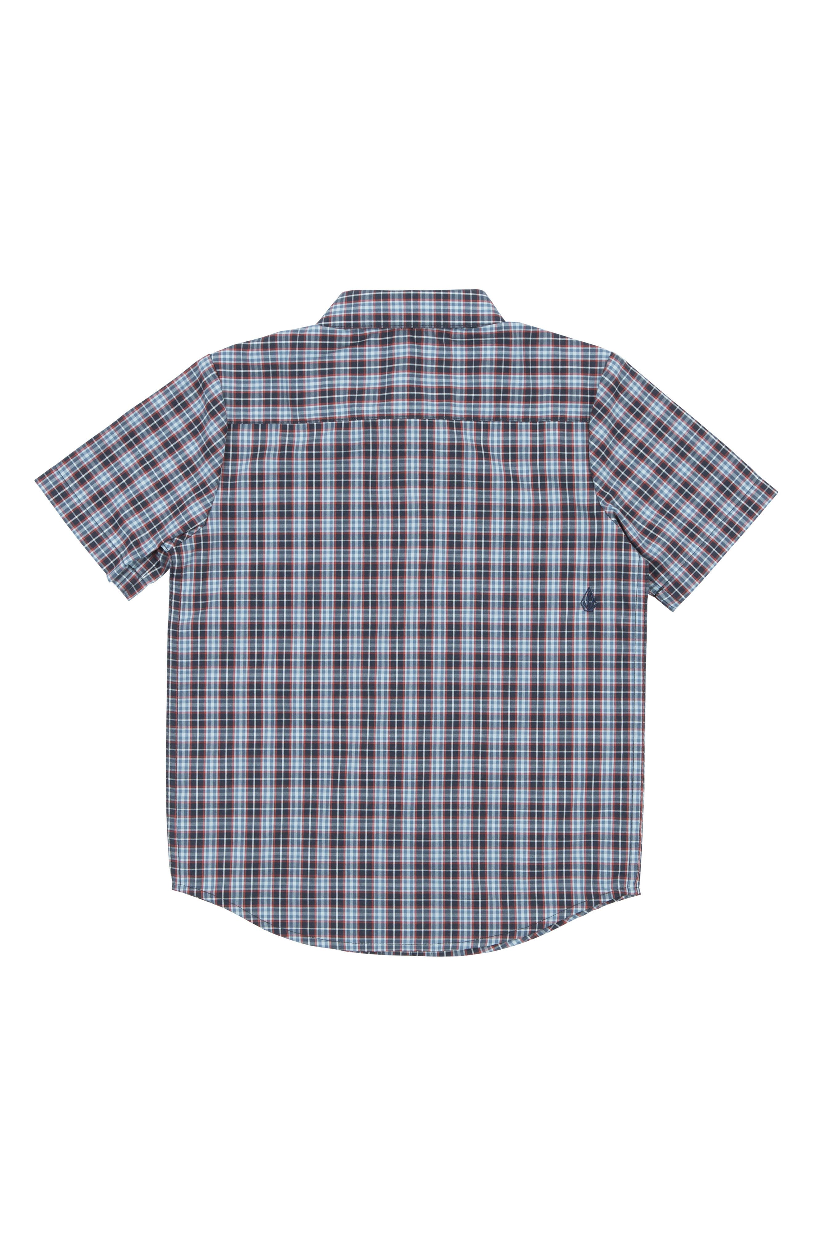 Harper Plaid Woven Shirt,                         Main,                         color, 410