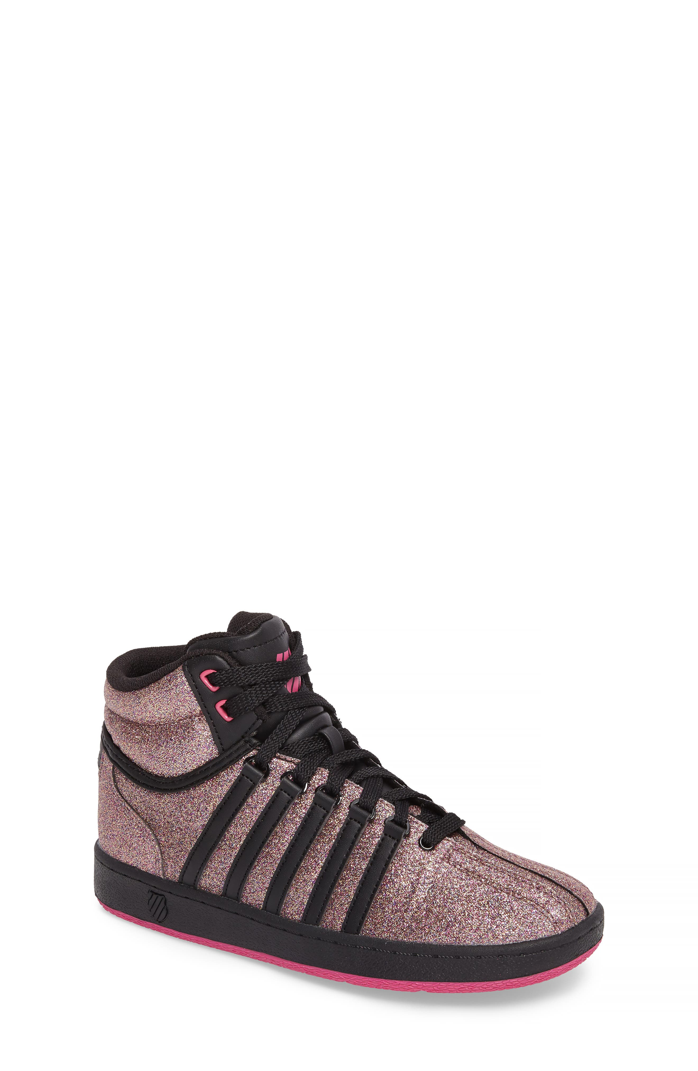 Classic VN Sparkle Mid Sneaker,                         Main,                         color, MULTI SPARKLE
