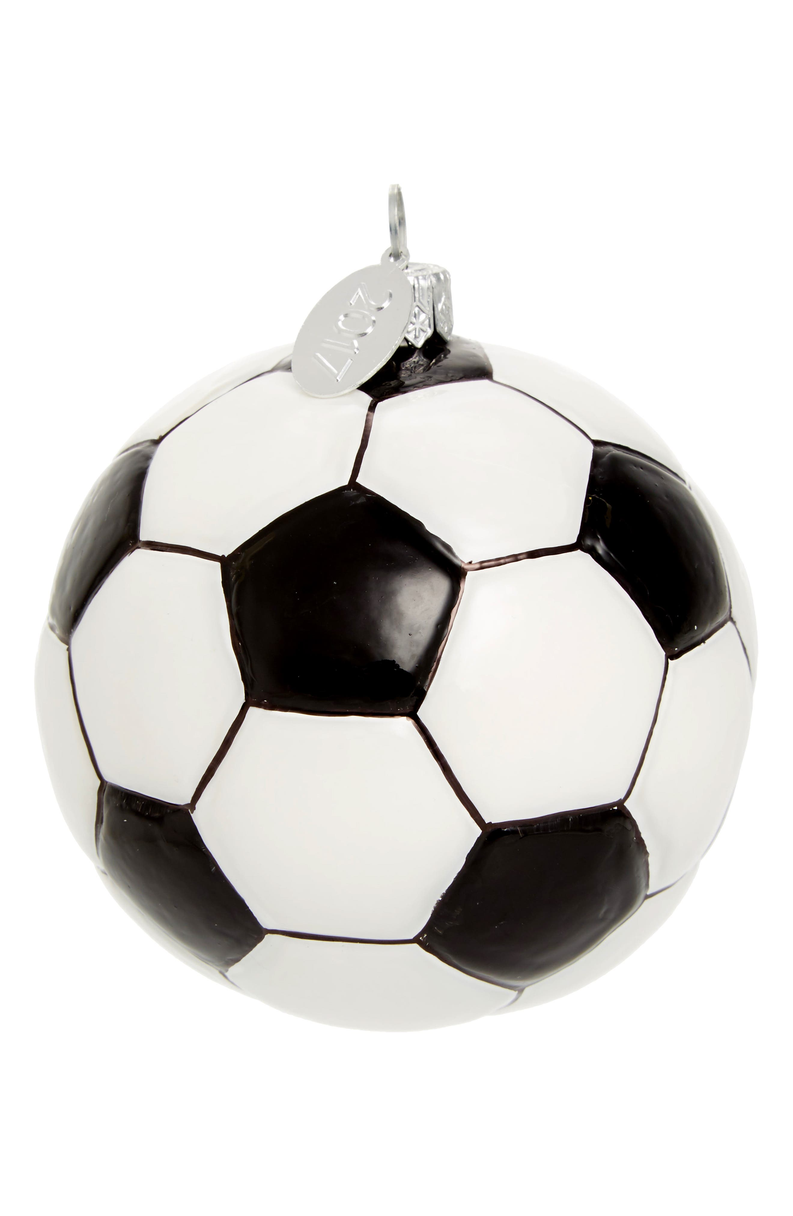 Sports Glass Ornament,                         Main,                         color, 100