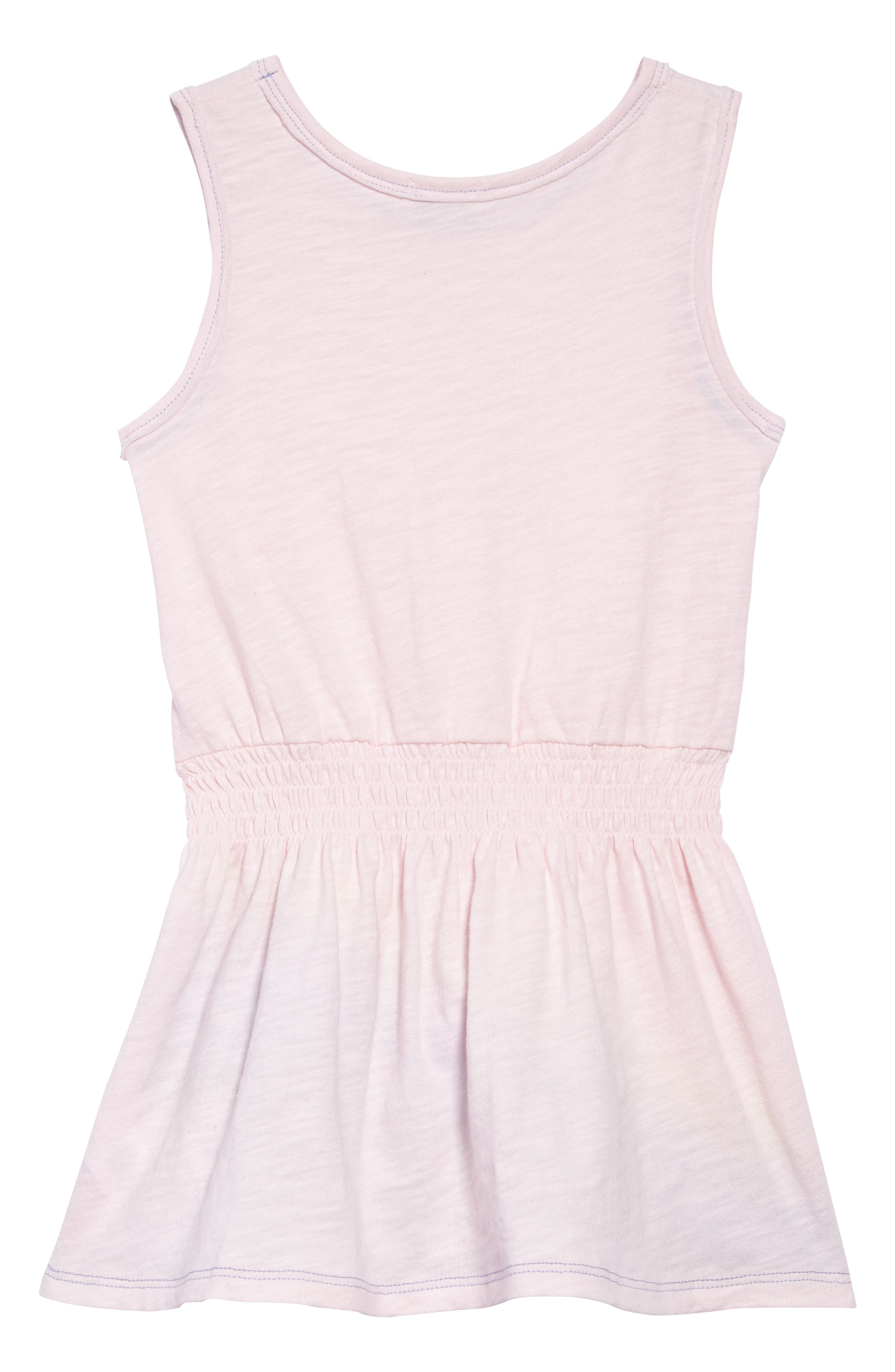 Rainbow Stripe Tank Dress,                             Alternate thumbnail 2, color,                             680