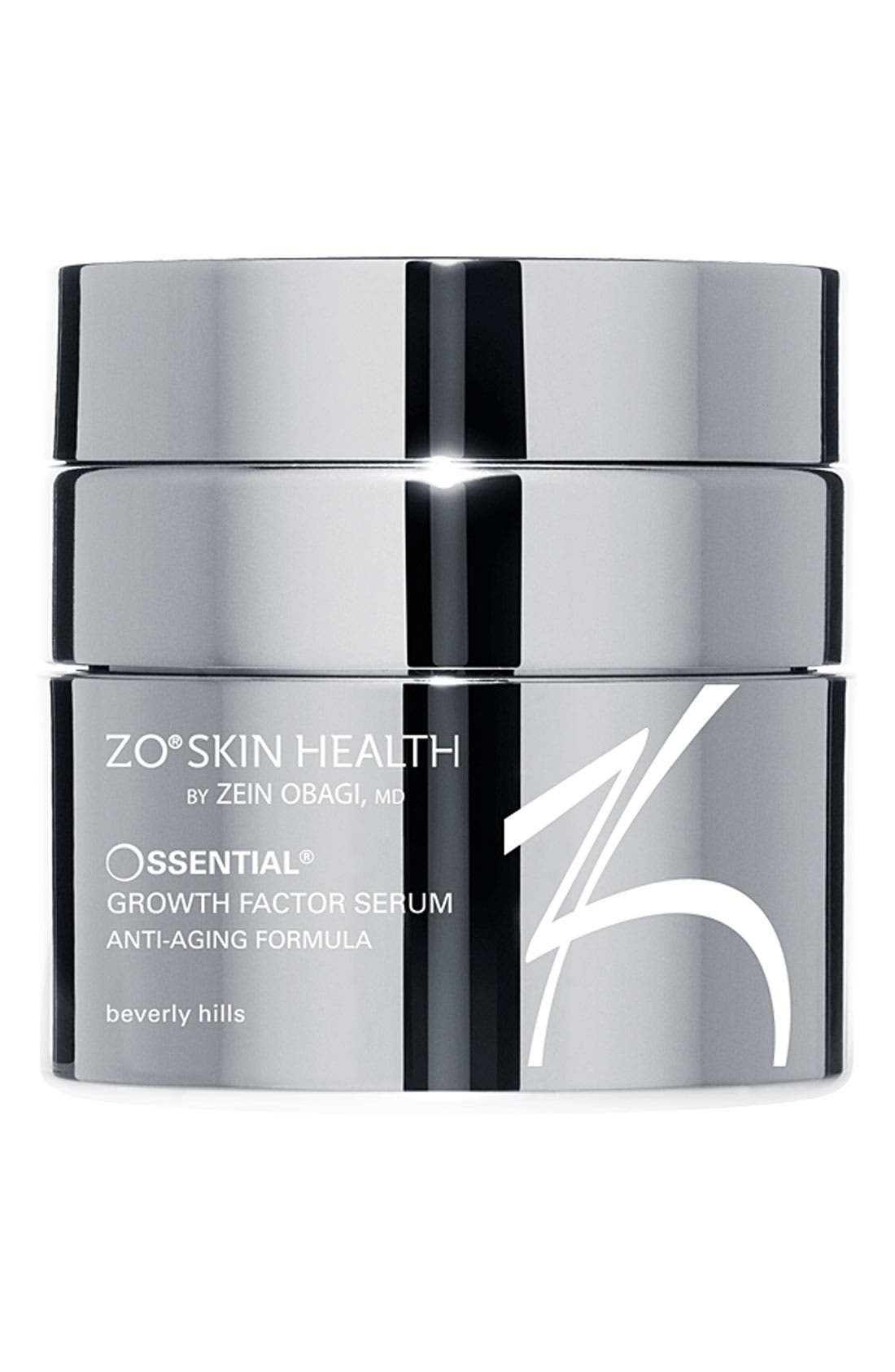 ZO Skin Health<sup>™</sup> 'Ossential<sup>™</sup>' Growth Factor Serum, Main, color, 000
