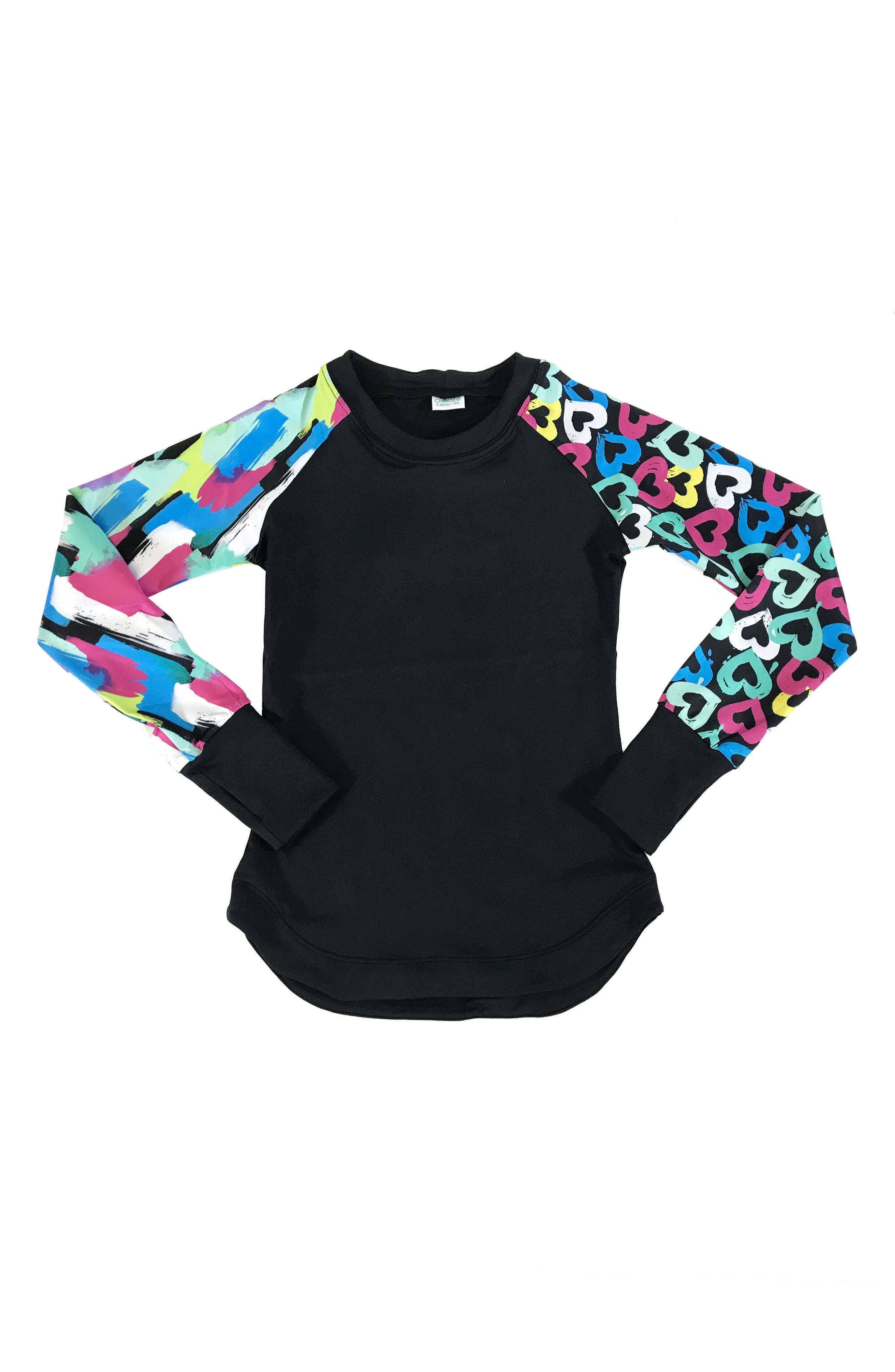 Sportee Raglan Sleeve Tee,                             Alternate thumbnail 2, color,                             007