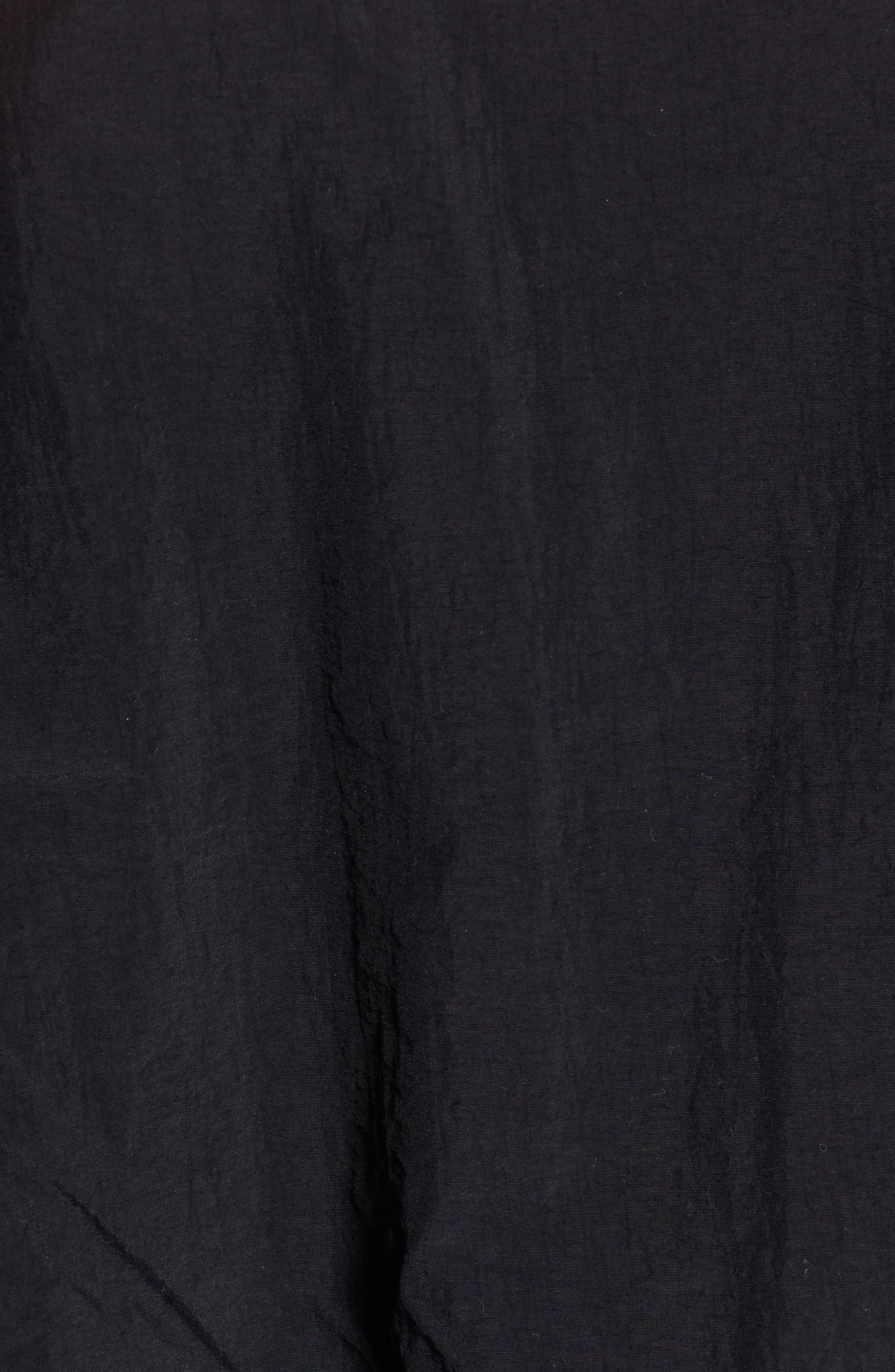 MITCHELL & NESS,                             'San Antonio Spurs' Warm-Up Jacket,                             Alternate thumbnail 6, color,                             001
