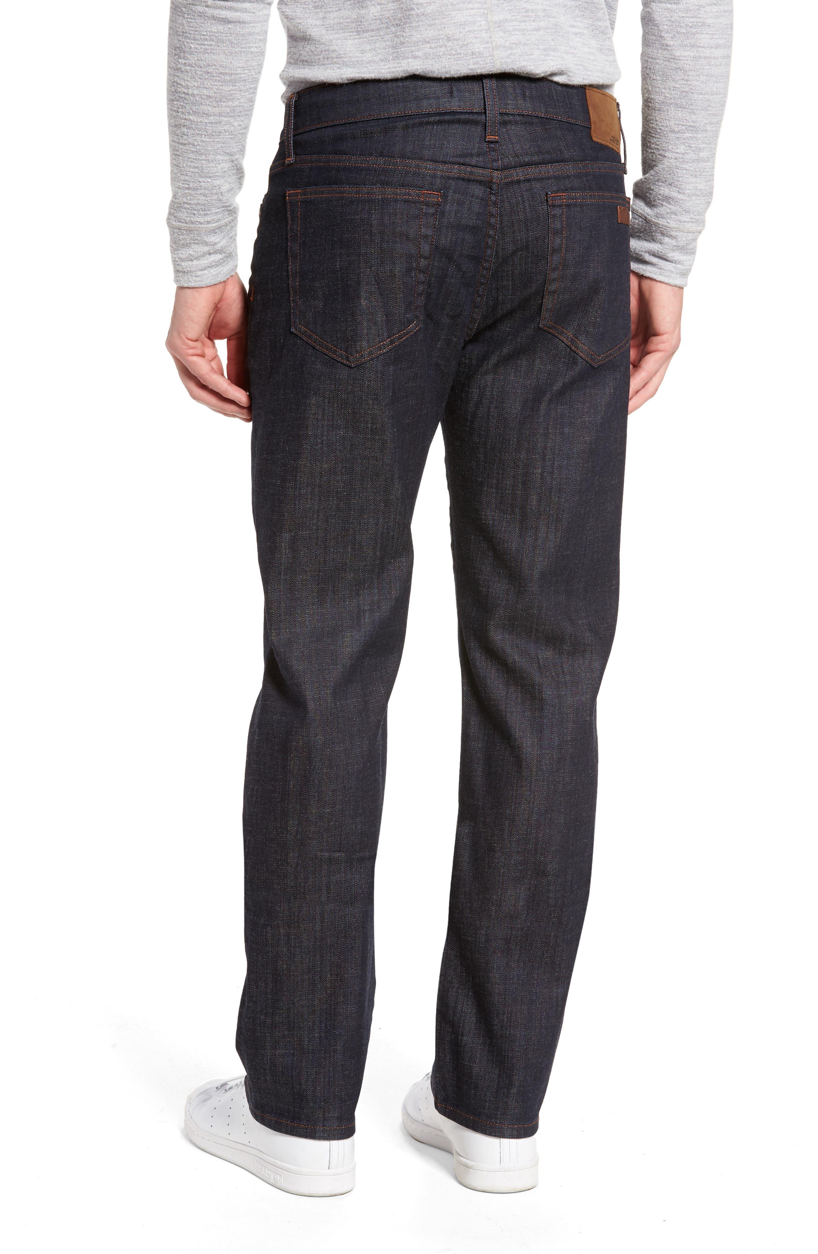 JOE'S,                             Classic Straight Leg Jeans,                             Alternate thumbnail 2, color,                             DAKOTA
