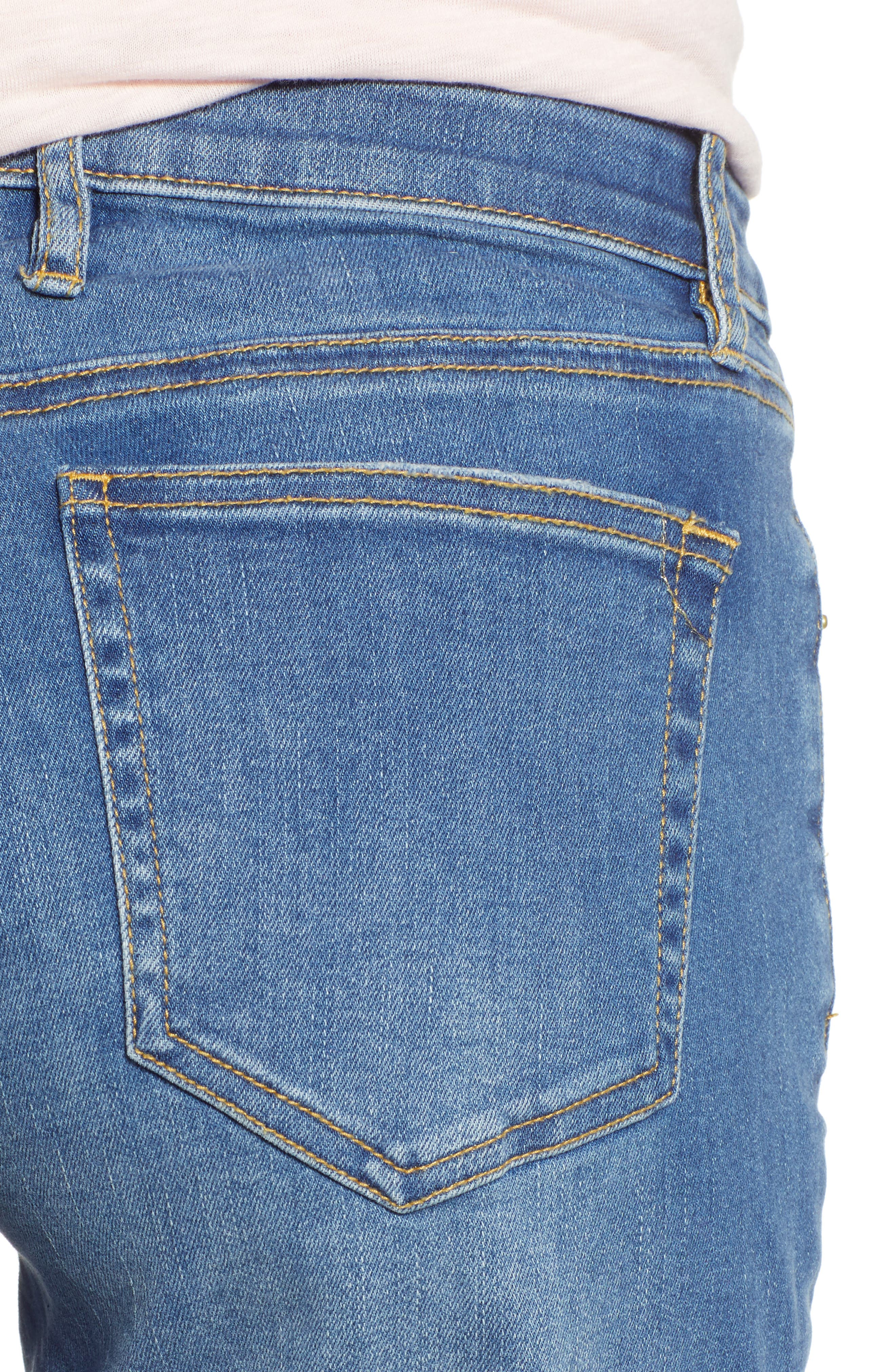 Tema Slim Boyfriend Jeans,                             Alternate thumbnail 4, color,                             407