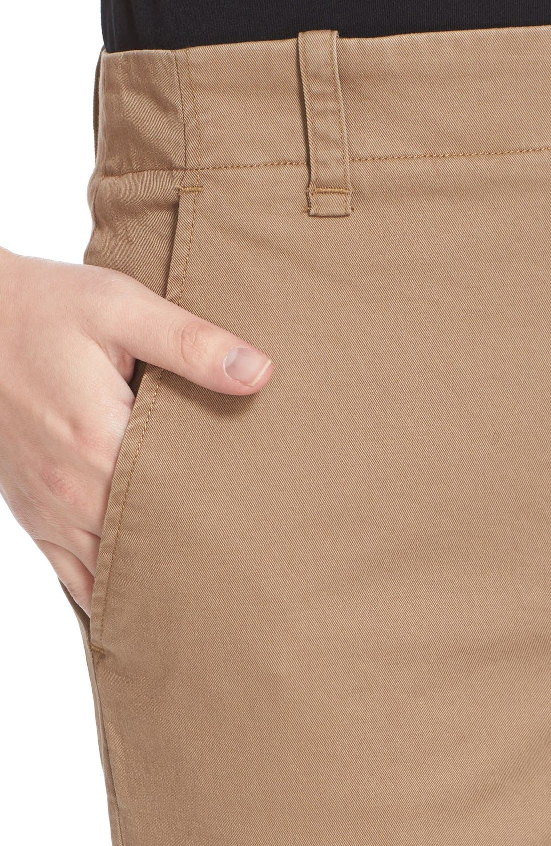 Crop Chinos,                             Alternate thumbnail 5, color,                             249