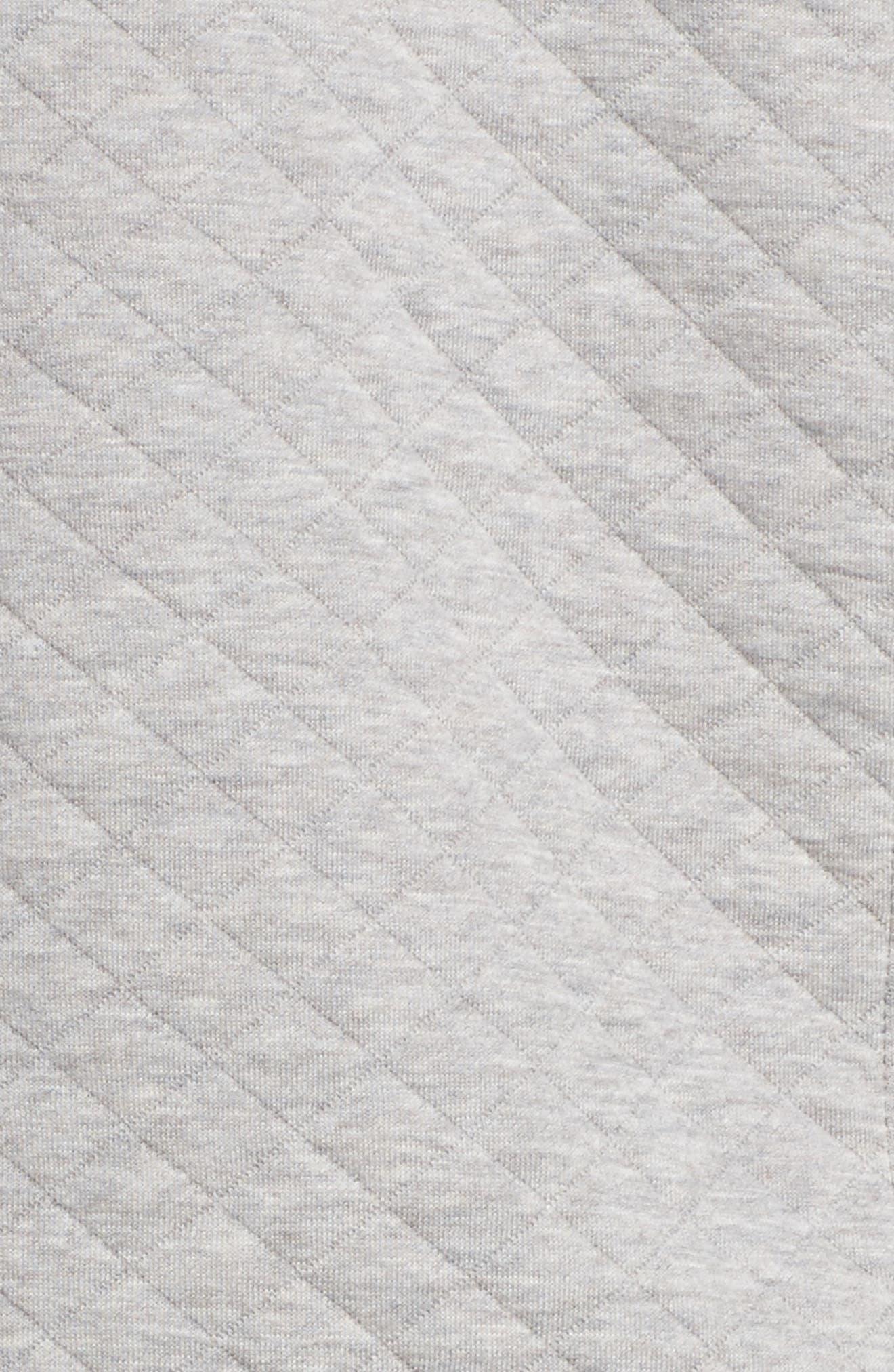 Zip Hoodie,                             Alternate thumbnail 6, color,                             DRIFTER GREY