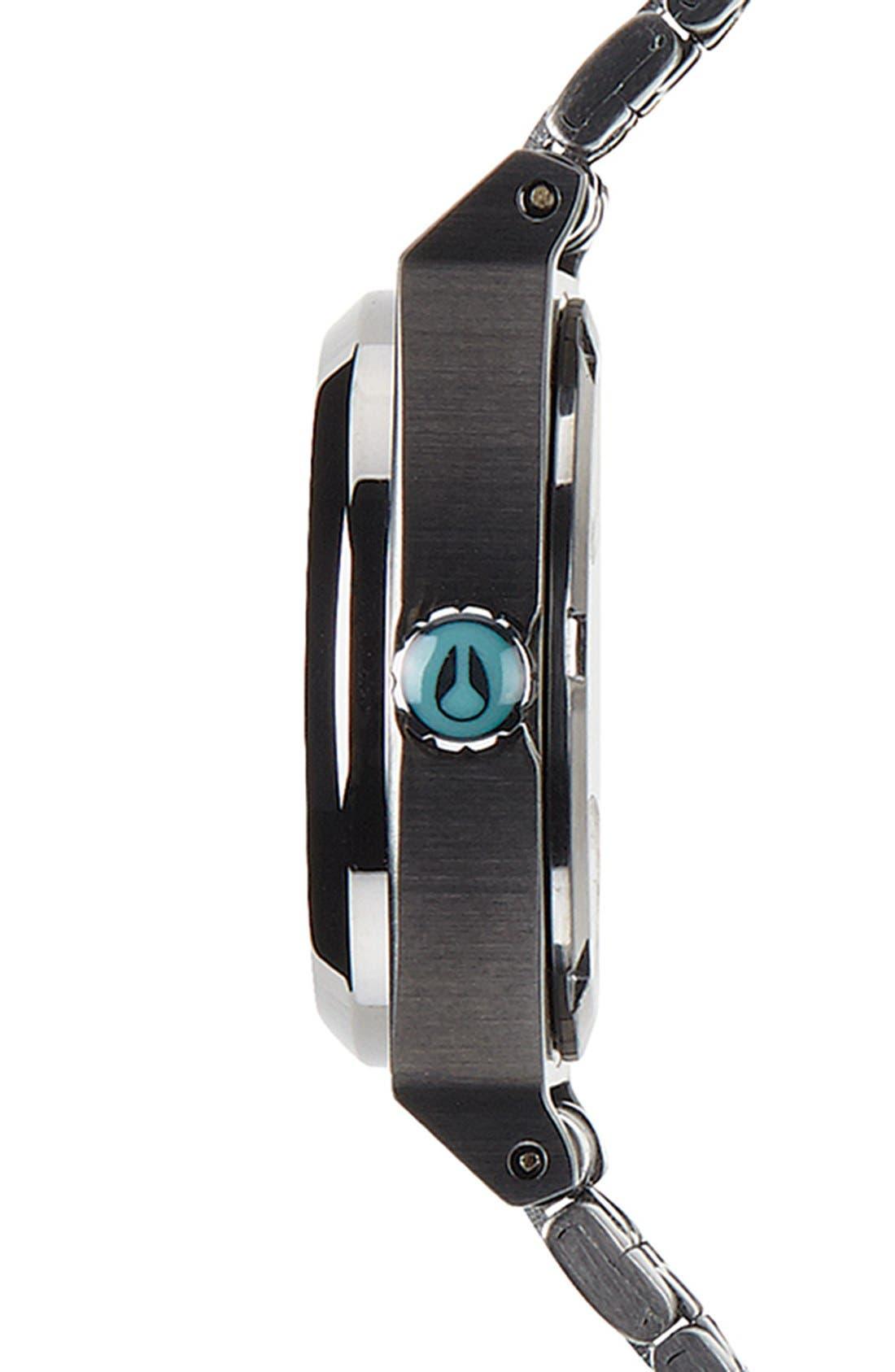 'The Small Time Teller' Bracelet Watch, 26mm,                             Alternate thumbnail 33, color,