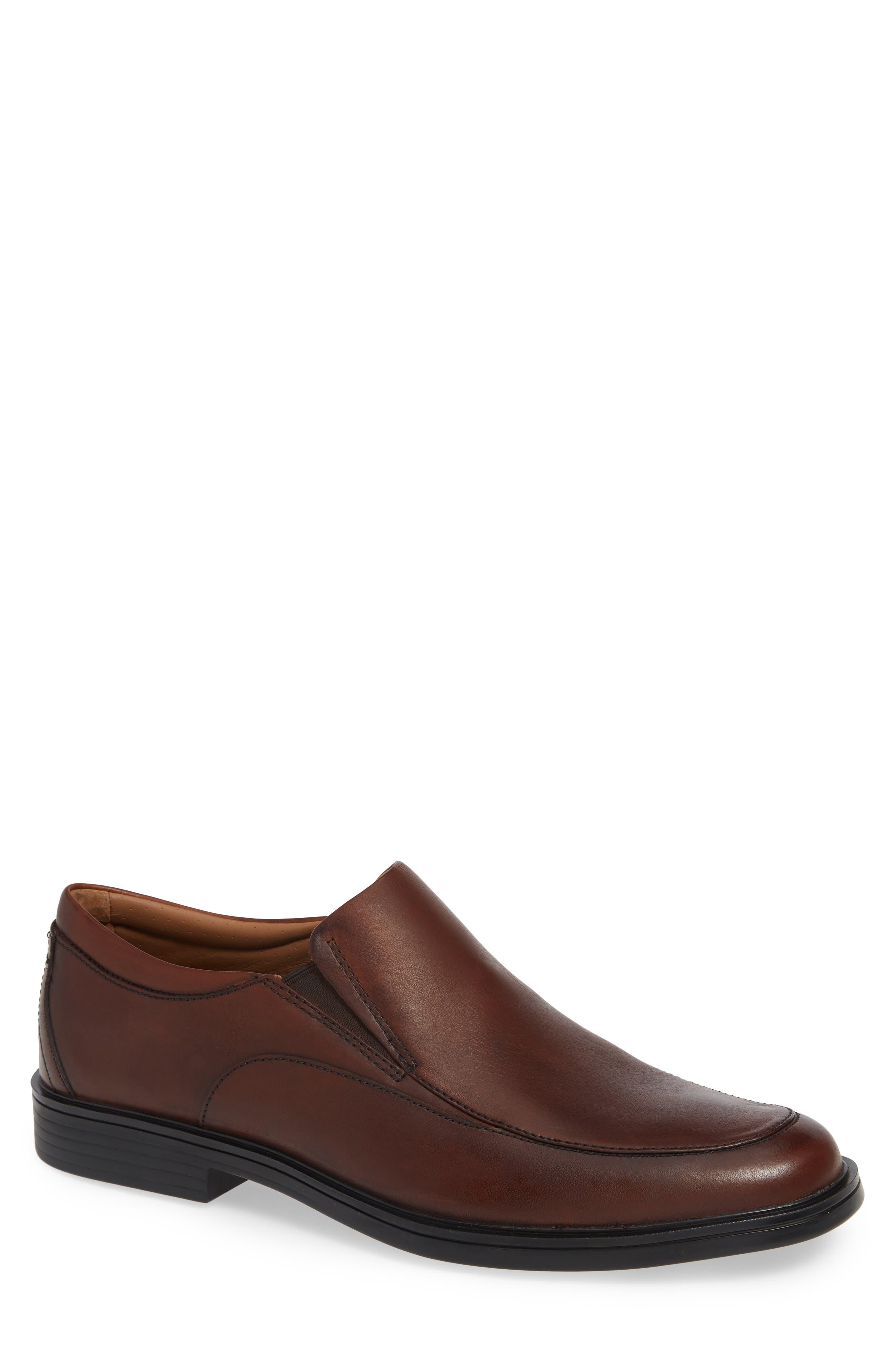 Originals Un Alderic Walk Loafer,                         Main,                         color, TAN LEATHER