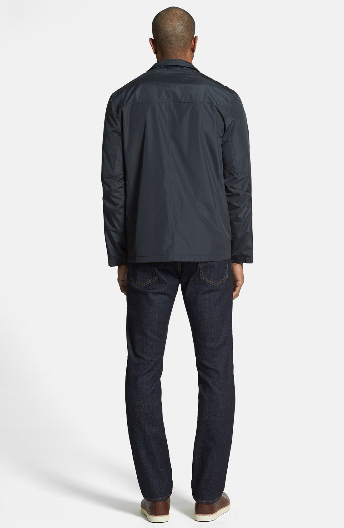 ANDREW MARC,                             'Robert' Water Resistant Jacket,                             Alternate thumbnail 2, color,                             001