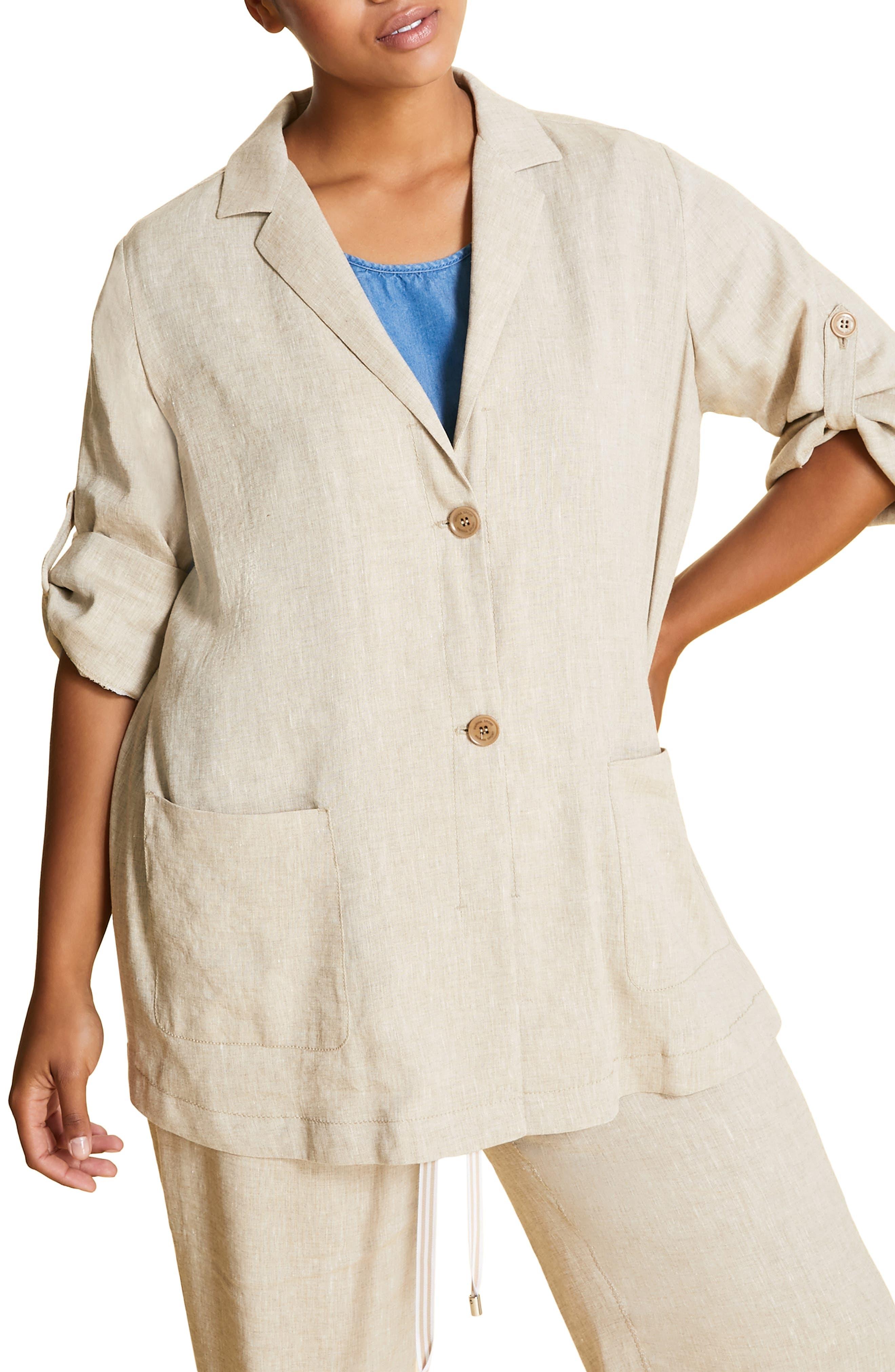 plus size women's marina rinaldi catone jacket