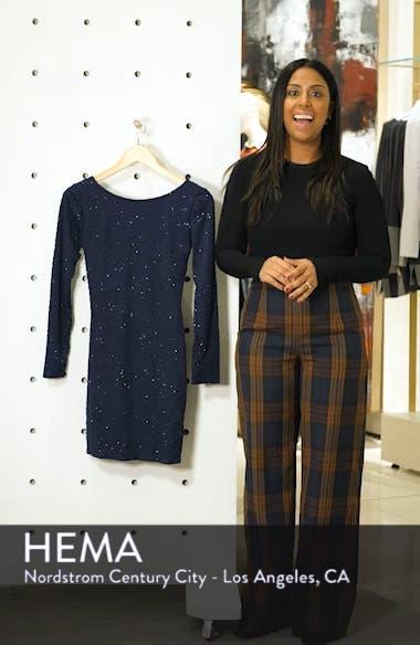 Love Nickie Lew Cross Back Metallic Dress, sales video thumbnail