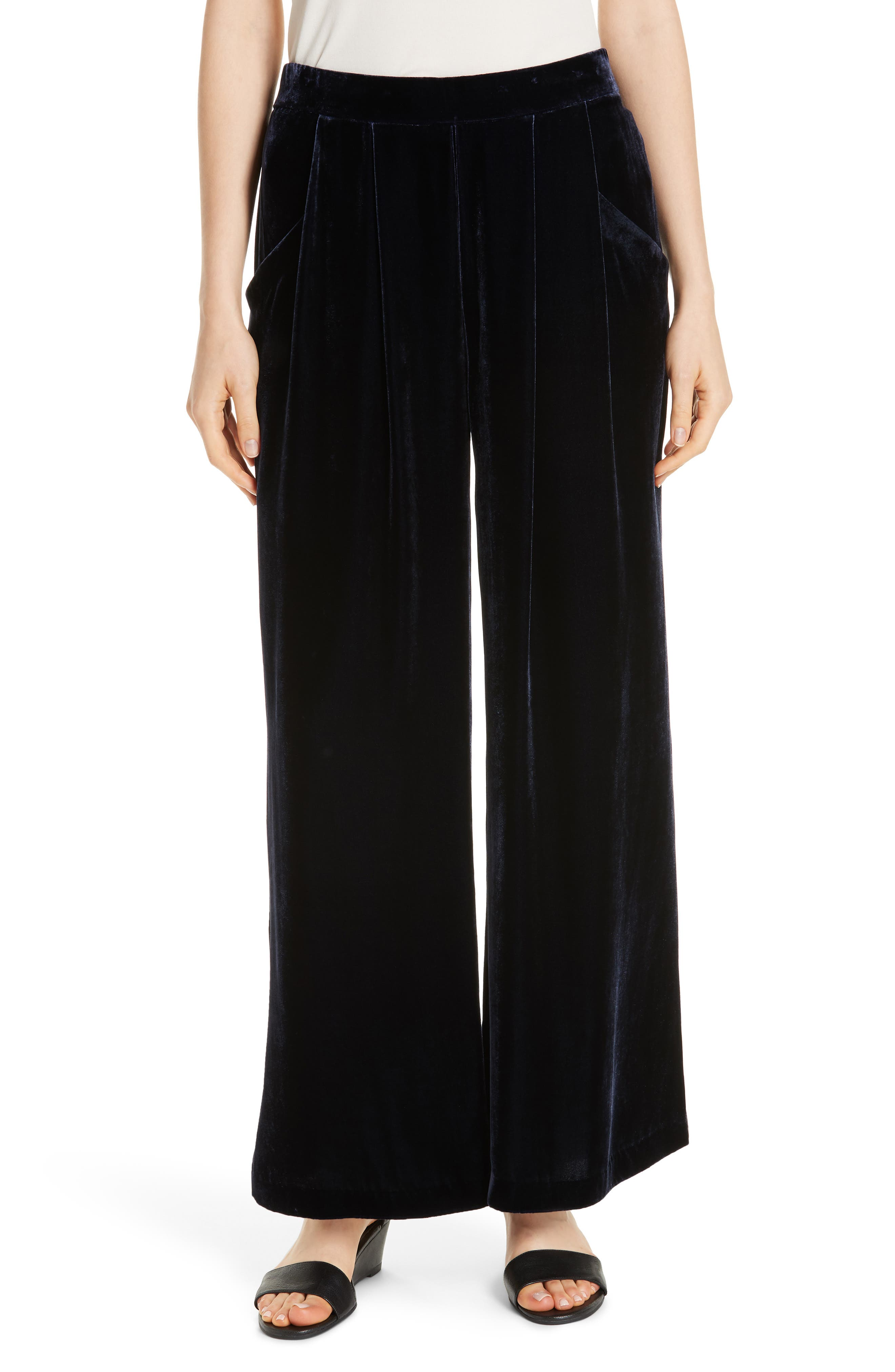 Wide Leg pants for petites