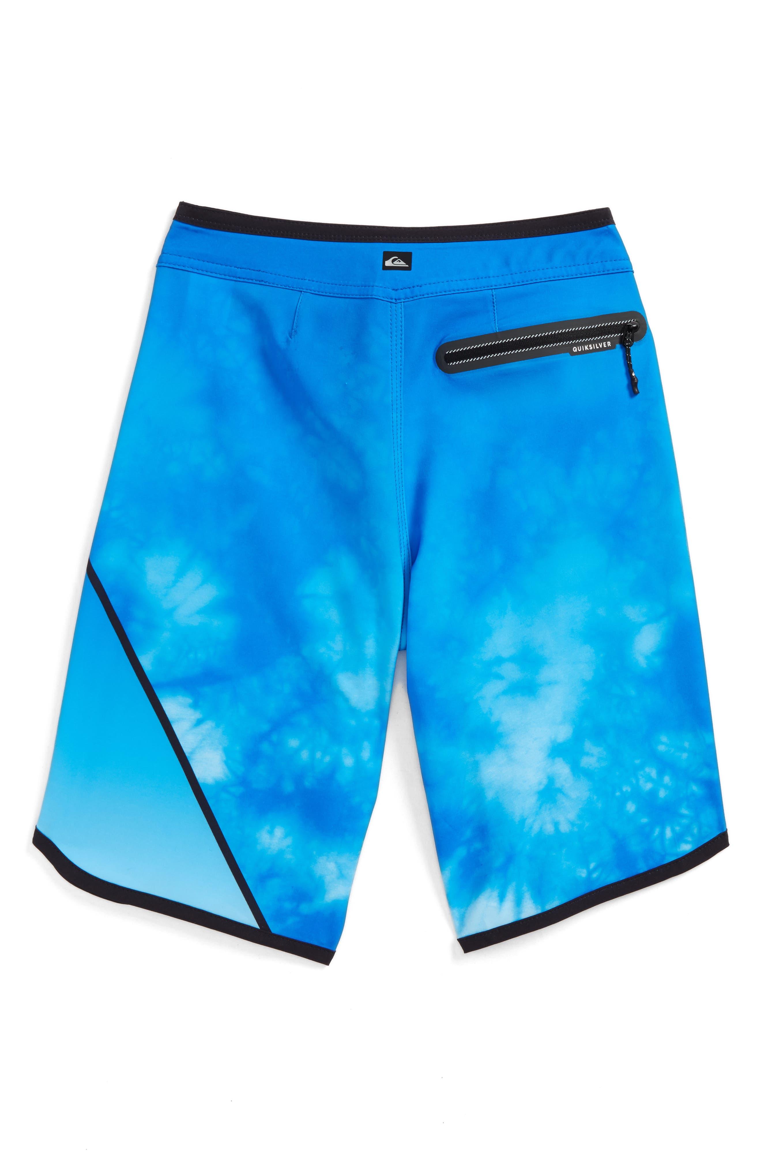 New Wave Board Shorts,                             Alternate thumbnail 3, color,