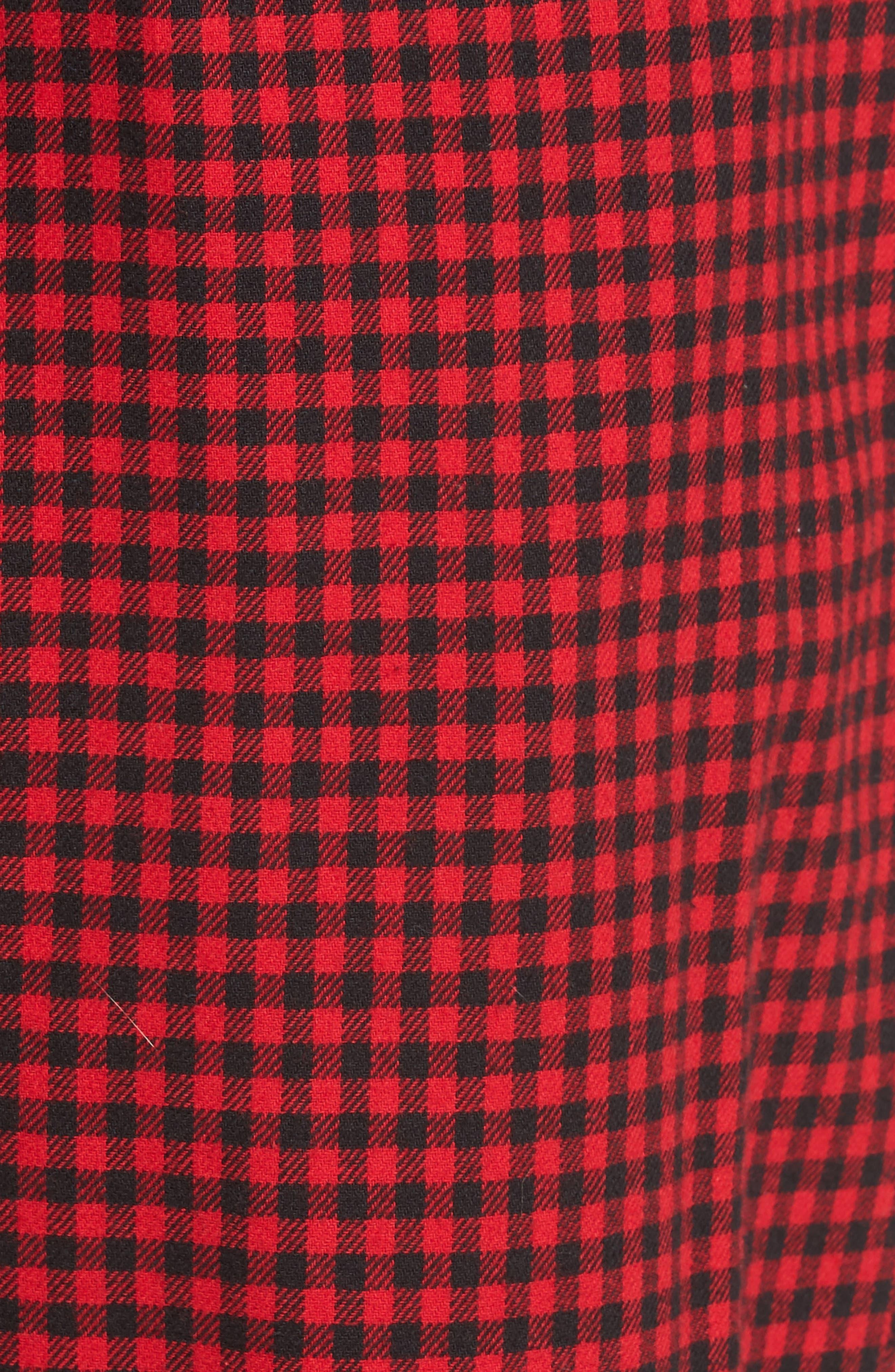 Flannel Pajama Pants,                             Alternate thumbnail 64, color,