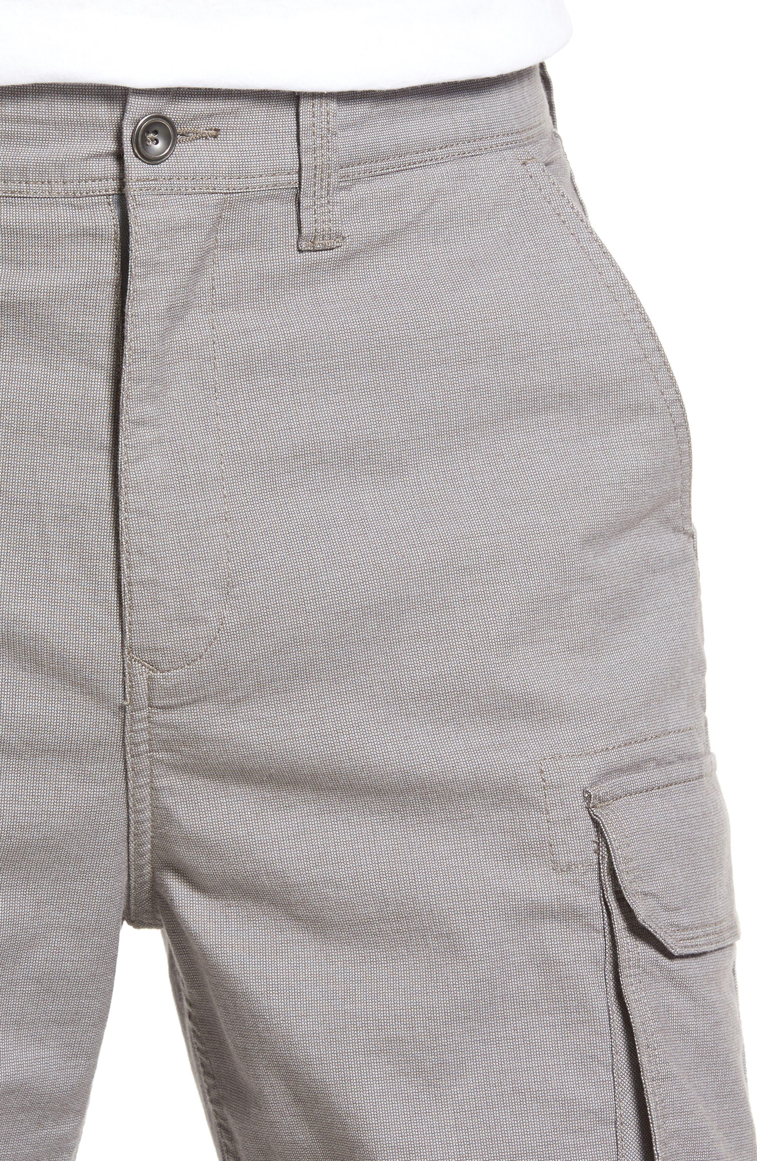 Ludstone Cargo Shorts,                             Alternate thumbnail 4, color,                             053