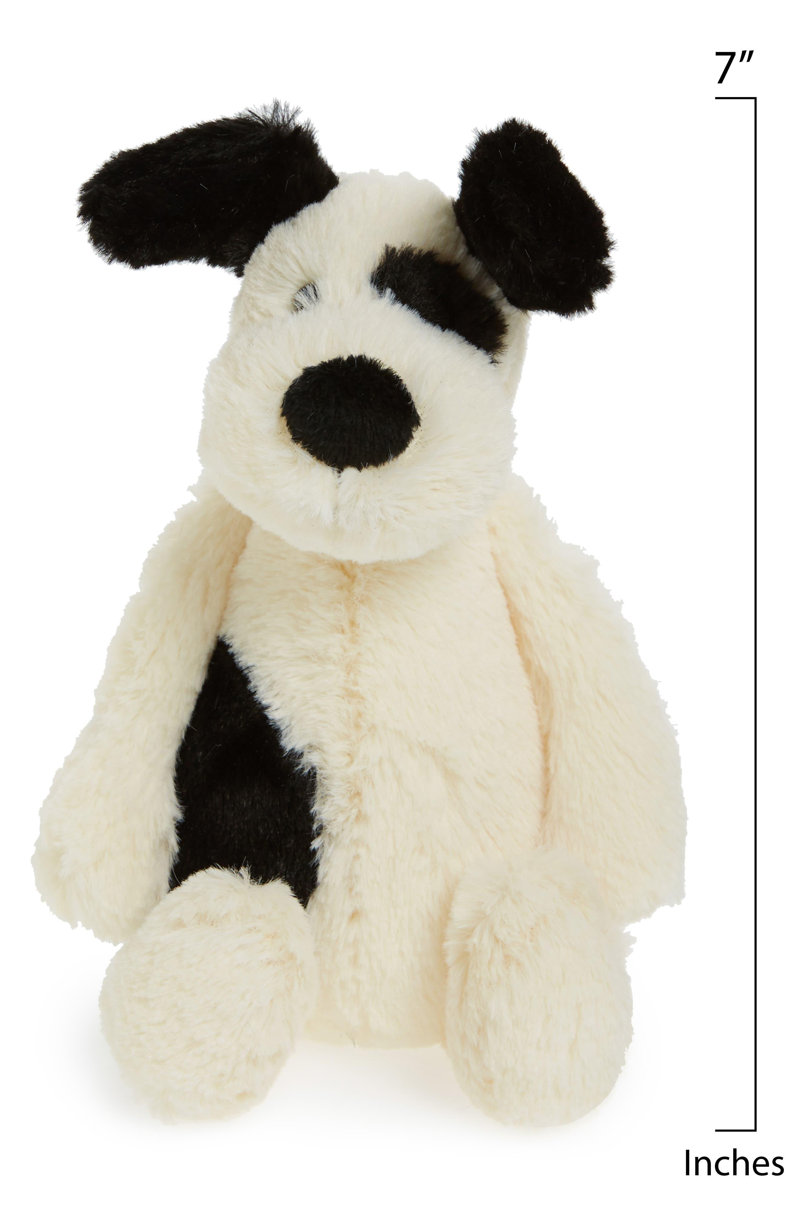 'Small Bashful Puppy' Stuffed Animal,                             Alternate thumbnail 2, color,                             CREAM