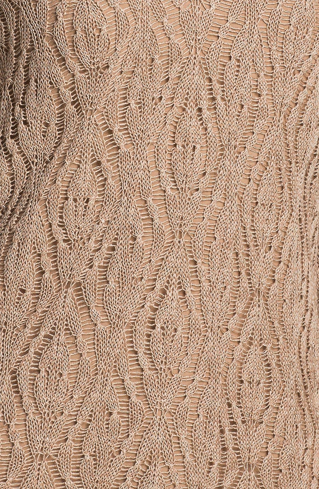 Nic + Zoe 'Starfish' Sweater,                             Alternate thumbnail 3, color,                             250