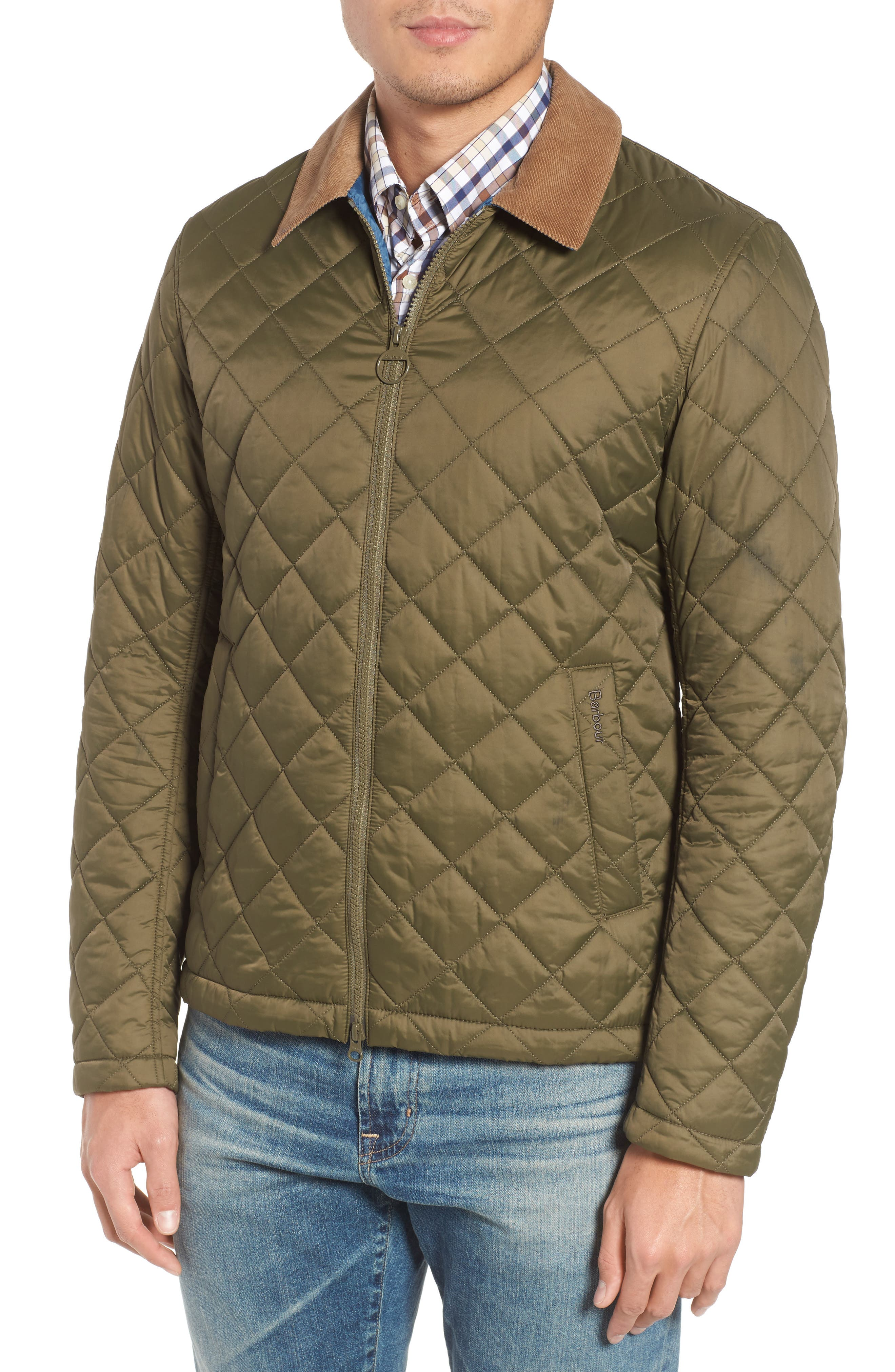Helm Quilted Jacket,                             Alternate thumbnail 11, color,