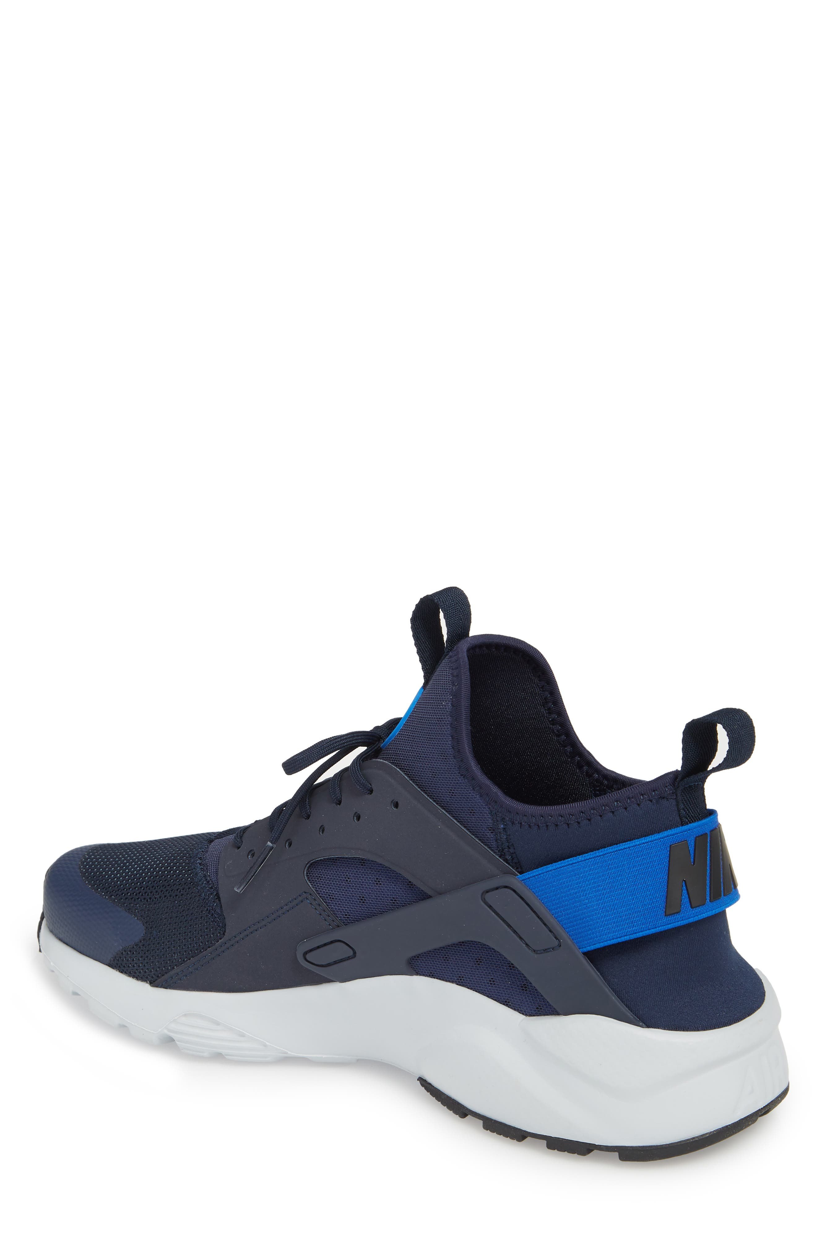 Air Huarache Run Ultra Sneaker,                             Alternate thumbnail 2, color,                             412