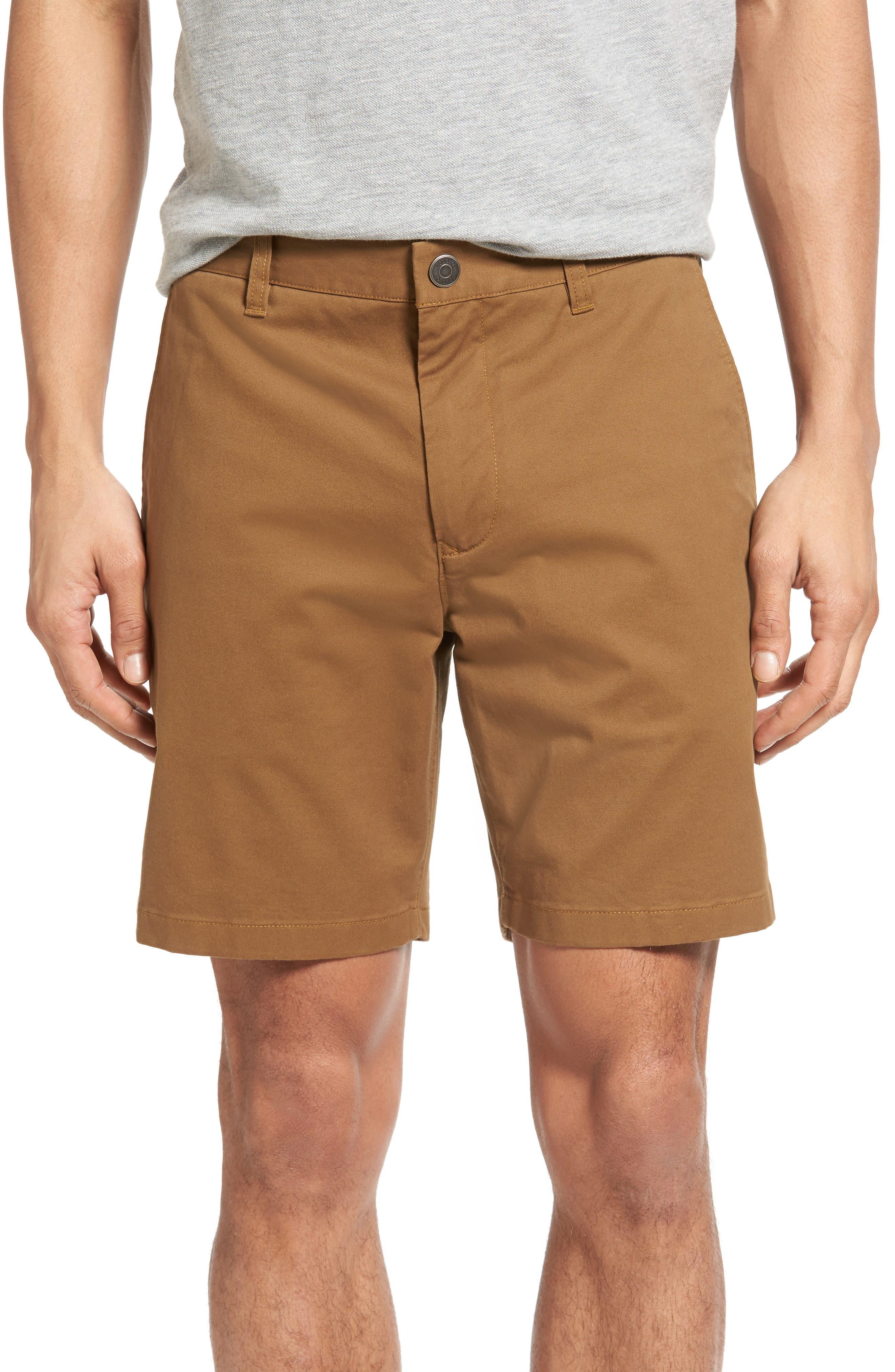 Stretch Washed Chino 7-Inch Shorts,                             Main thumbnail 19, color,