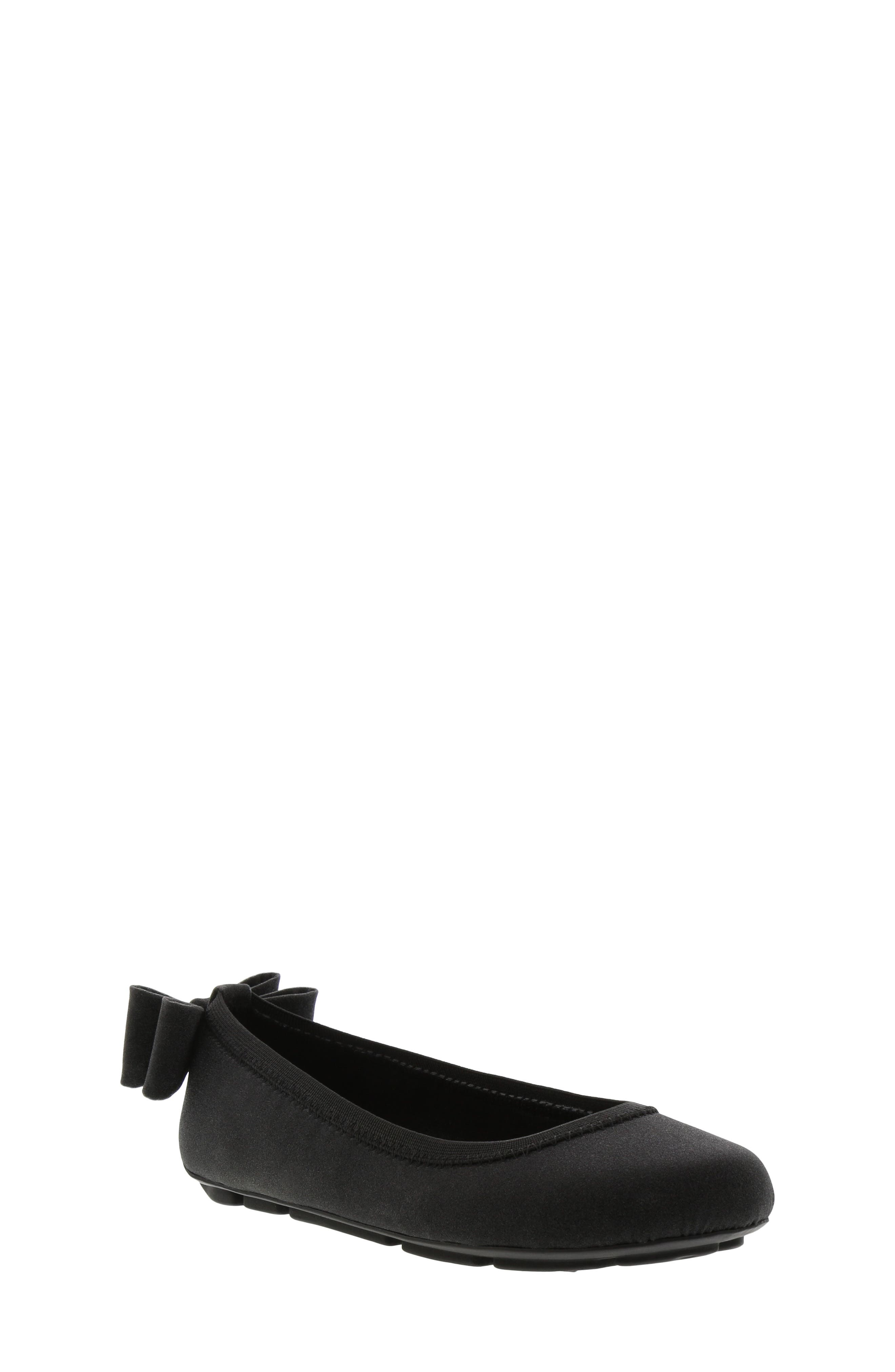 MICHAEL MICHAEL KORS Rover Ellie Flat, Main, color, BLACK