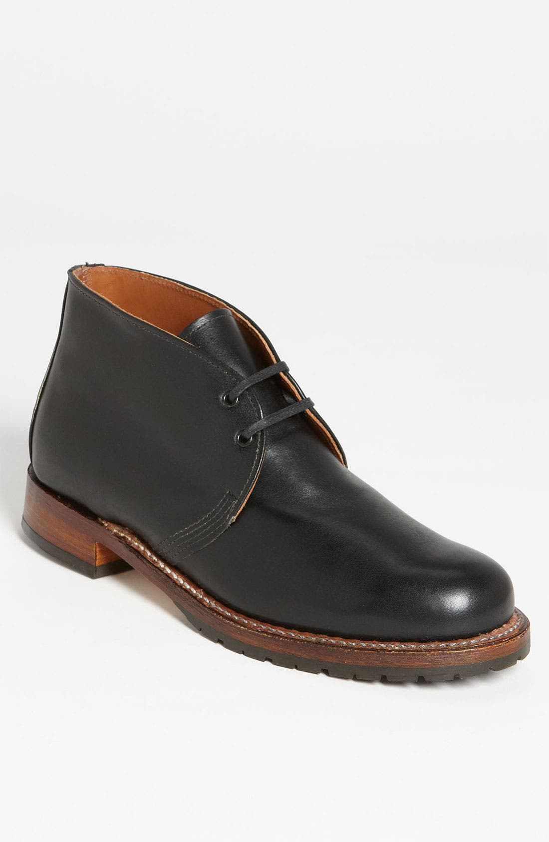 'Beckman' Chukka Boot,                             Main thumbnail 1, color,                             001