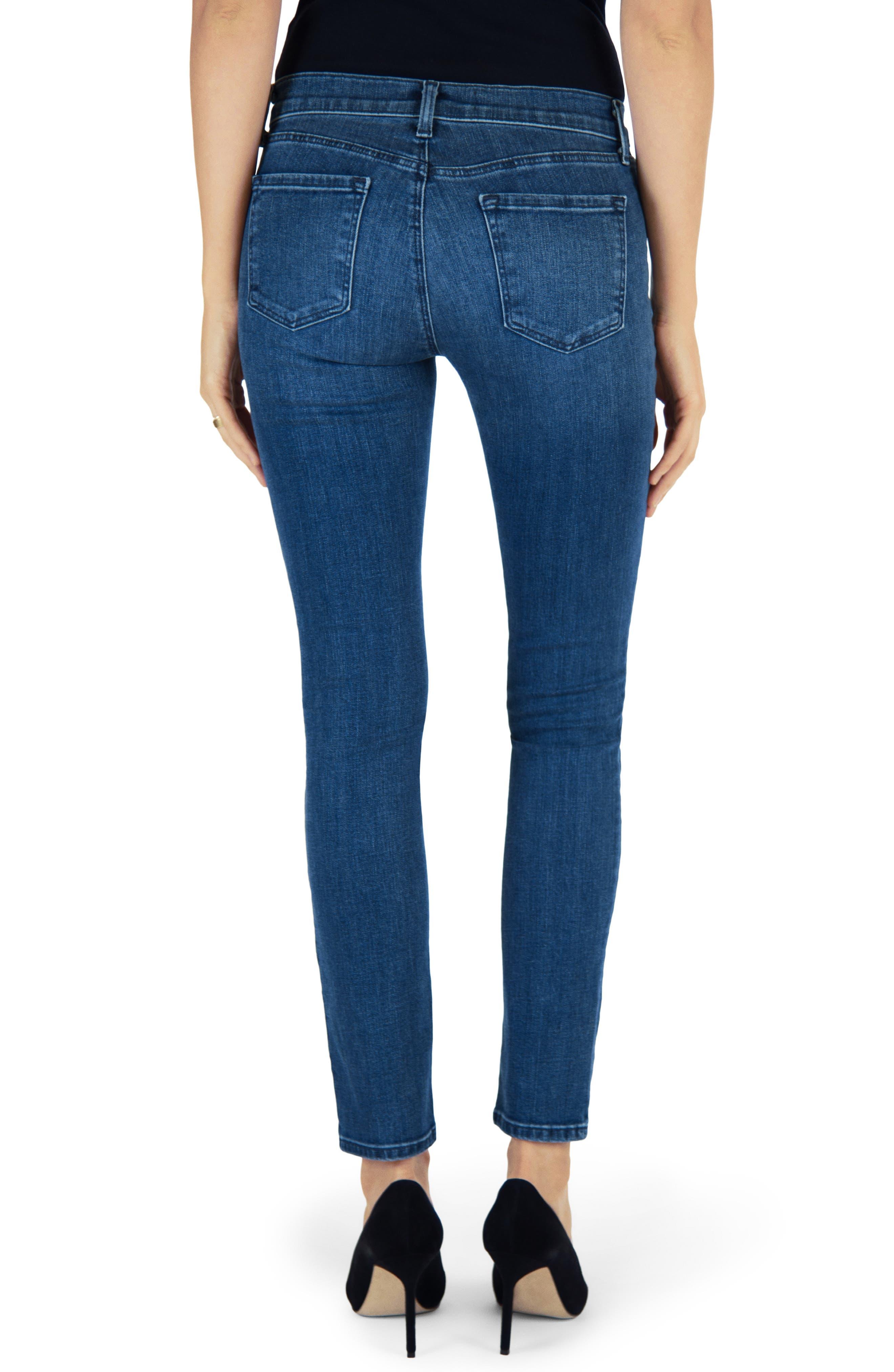 811 Skinny Jeans,                             Alternate thumbnail 2, color,                             400