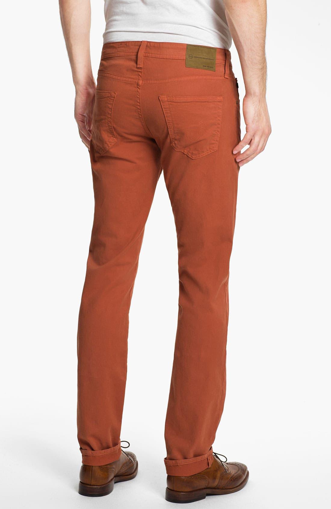 'Matchbox BES' Slim Fit Pants,                             Alternate thumbnail 132, color,