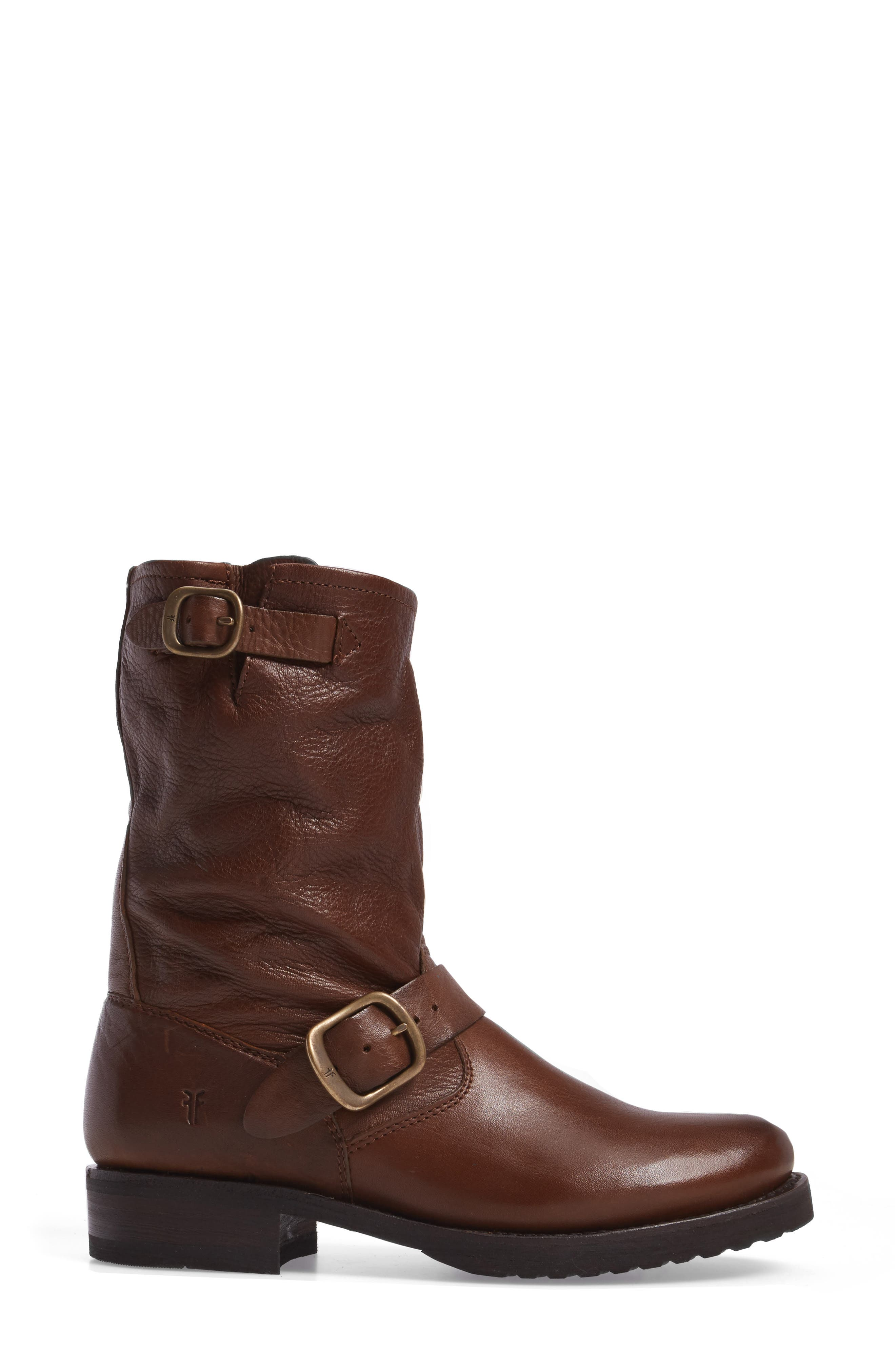 'Veronica Short' Slouchy Boot,                             Alternate thumbnail 26, color,