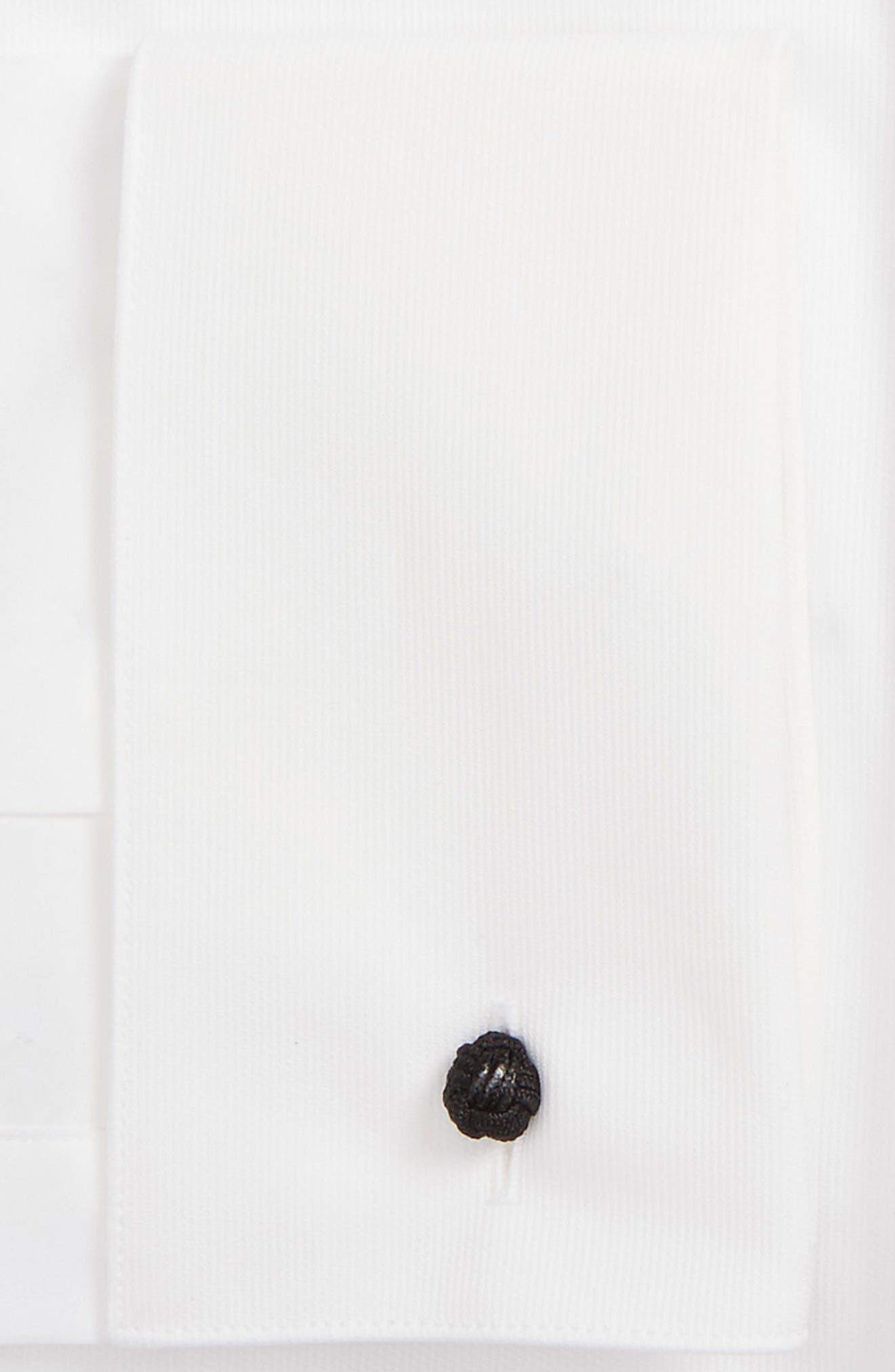 Jant Slim Fit Tuxedo Shirt,                             Alternate thumbnail 2, color,                             100