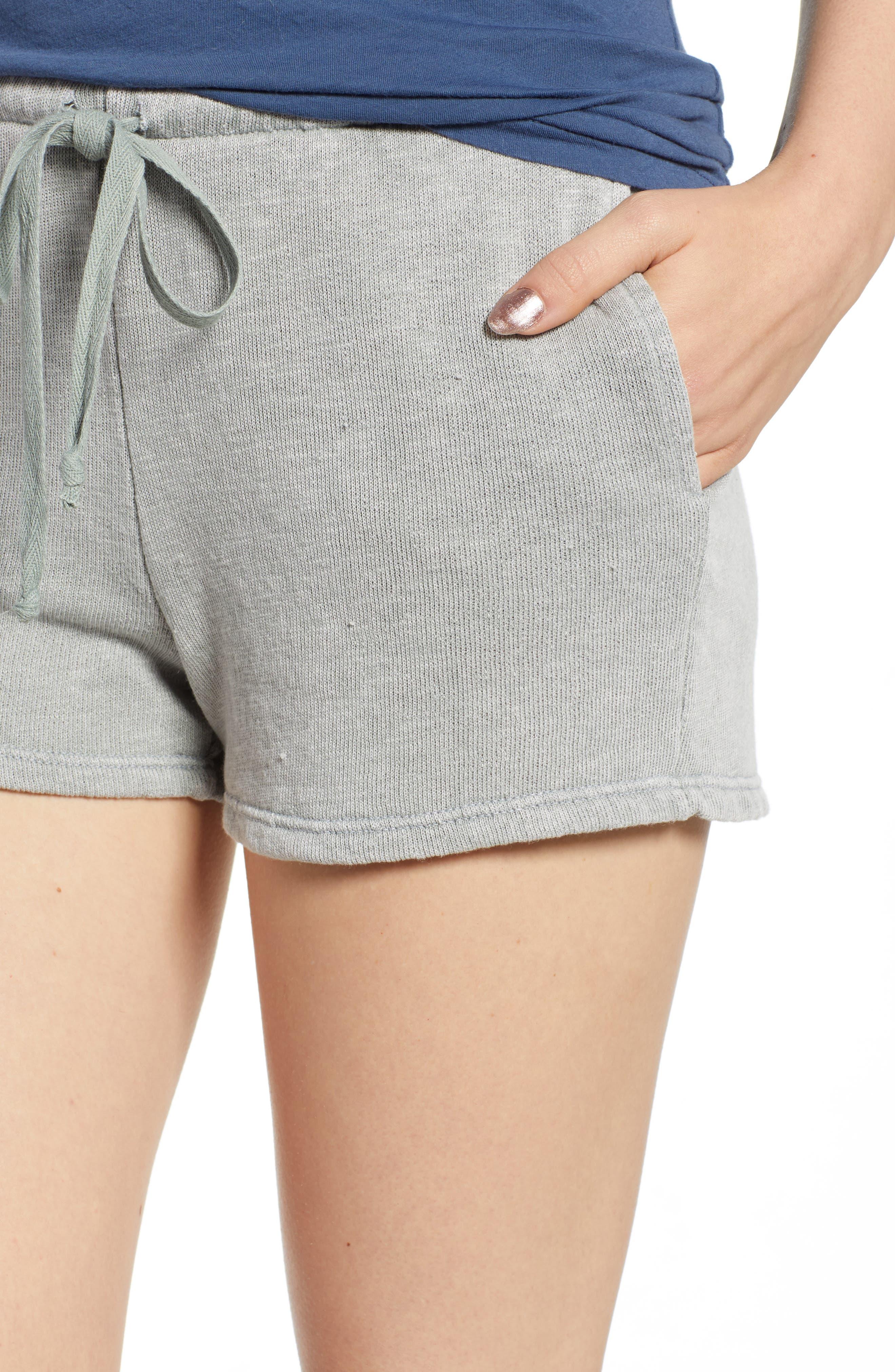 Kiama Shorts,                             Alternate thumbnail 4, color,                             FADED MOSS