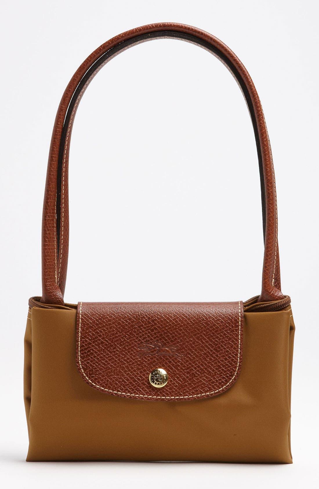 'Le Pliage - Small Shopping Bag',                             Alternate thumbnail 3, color,                             250