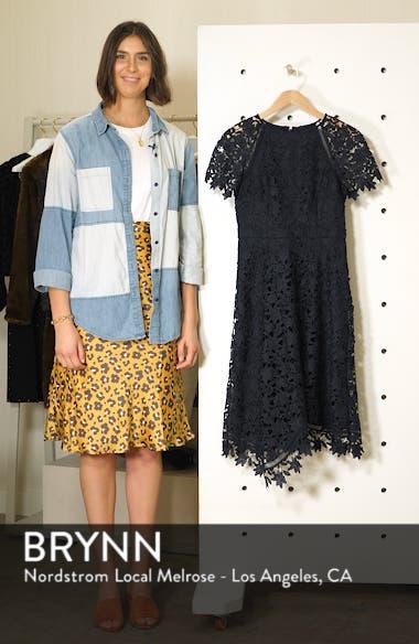 Asymmetrical Lace Dress, sales video thumbnail