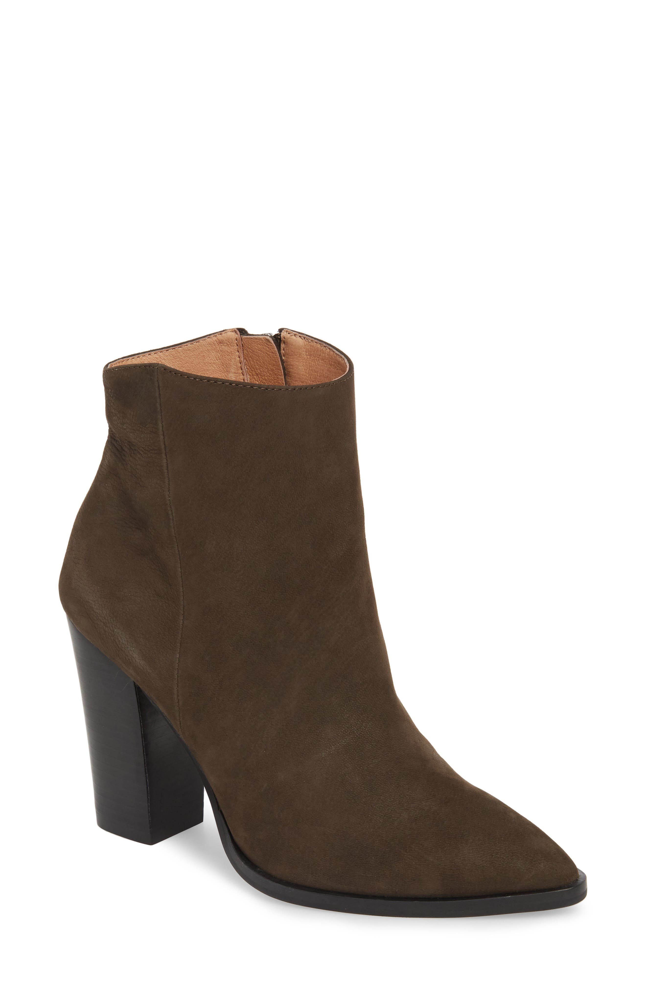 Bergen Boot,                         Main,                         color, ANTHRACITE SUEDE