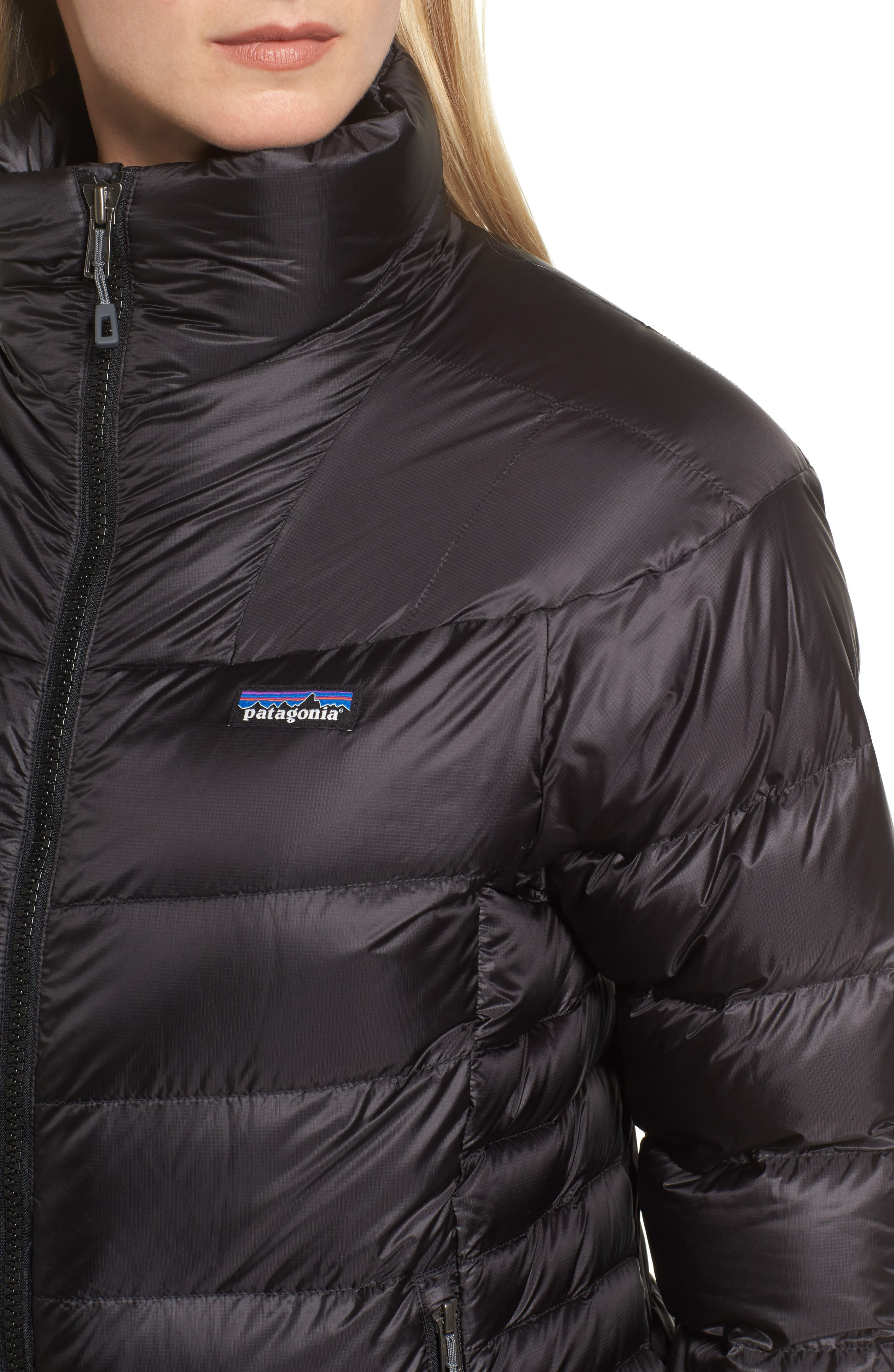 Fitz Roy Water Repellent 800-Fill-Power Down Parka,                             Alternate thumbnail 7, color,