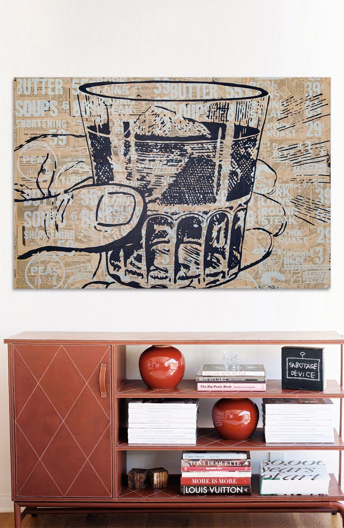 'Sippin' Giclée Print Canvas Art,                             Alternate thumbnail 2, color,                             250