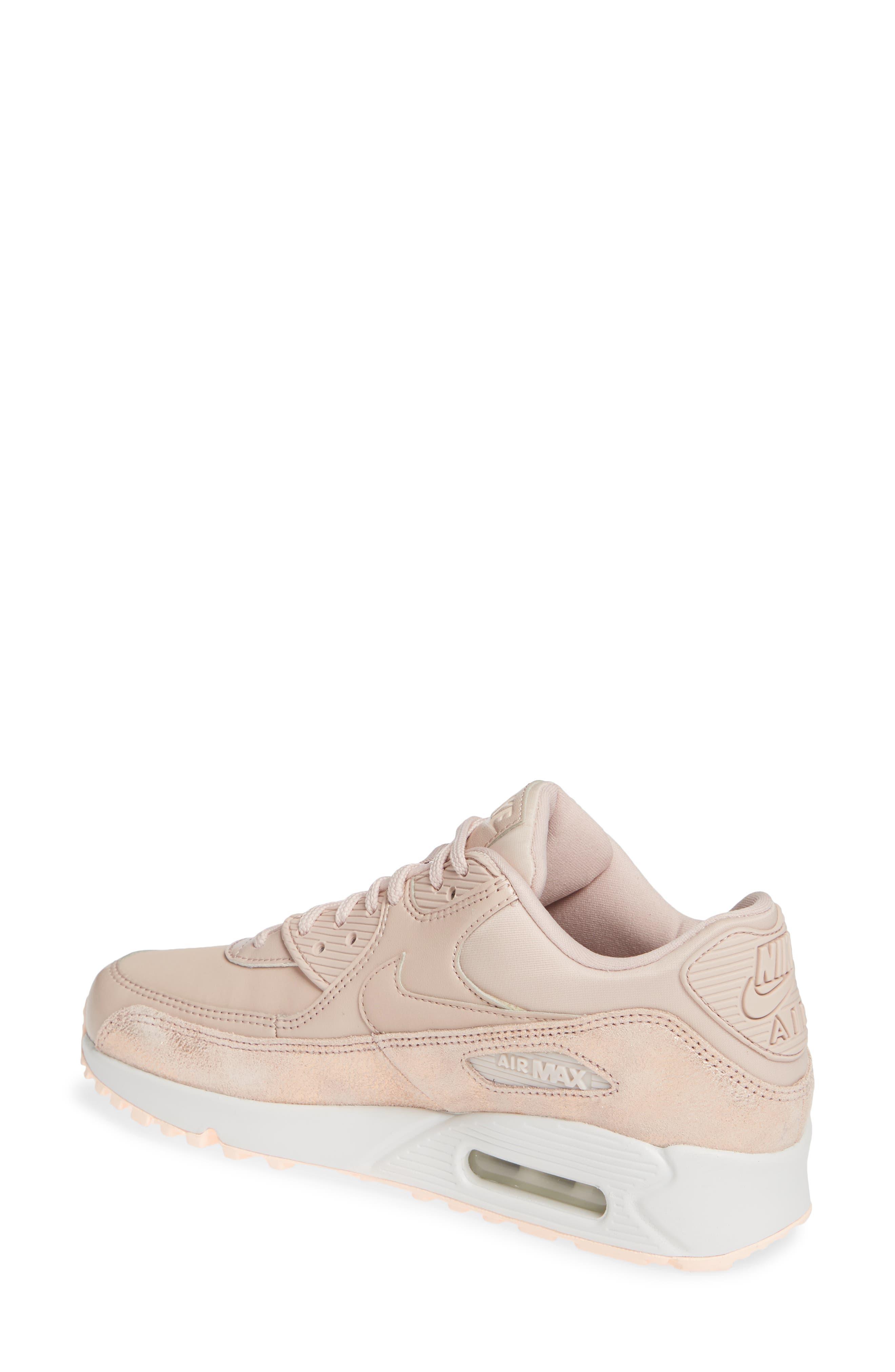 Air Max 90 SE Sneaker,                             Alternate thumbnail 11, color,