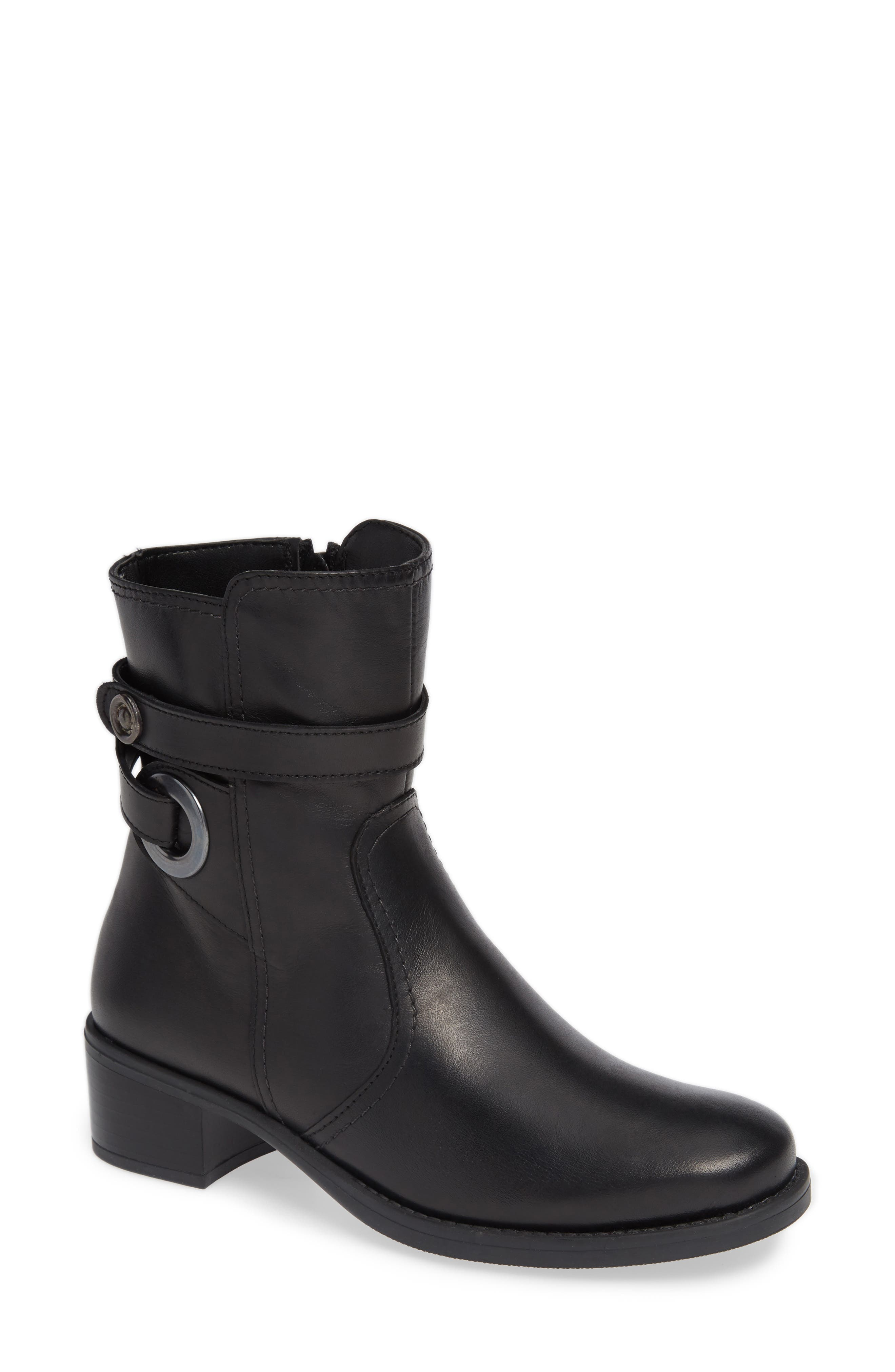 David Tate Java Bootie W - Black