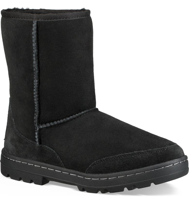 Find the perfect UGG Ultra Revival Genuine Shearling Short Boot (Women) Great Price