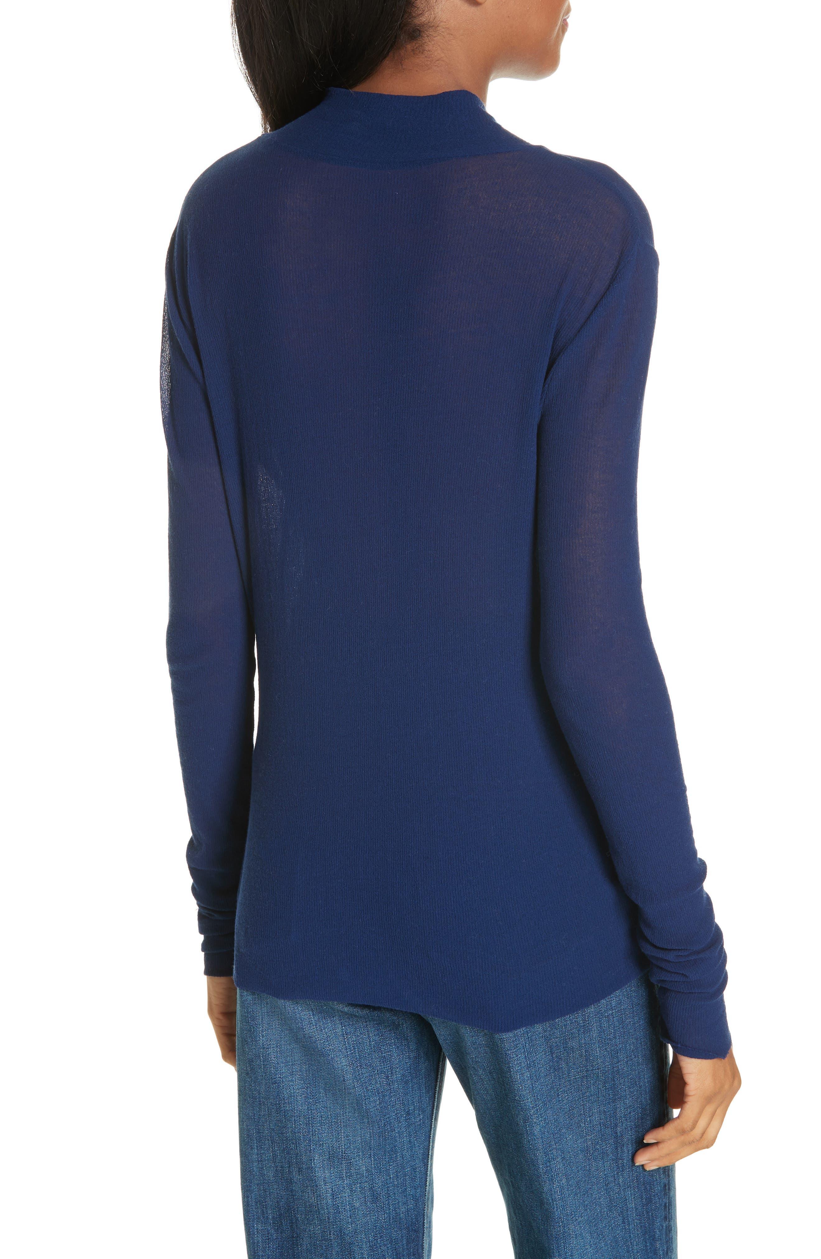 Turtleneck Sweater,                             Alternate thumbnail 2, color,                             406