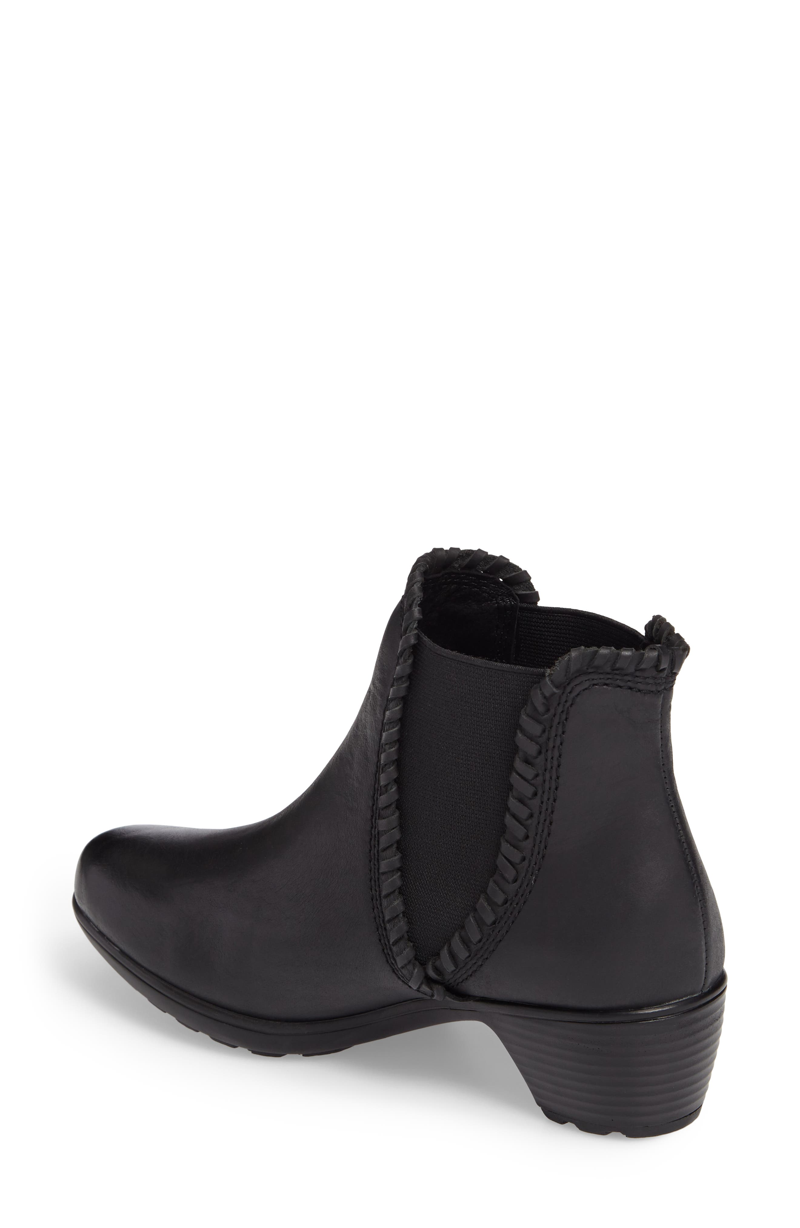 Banja 16 Water Resistant Bootie,                             Alternate thumbnail 2, color,                             003