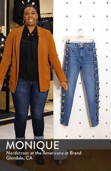 Jamie Side Buckle Jeans, sales video thumbnail