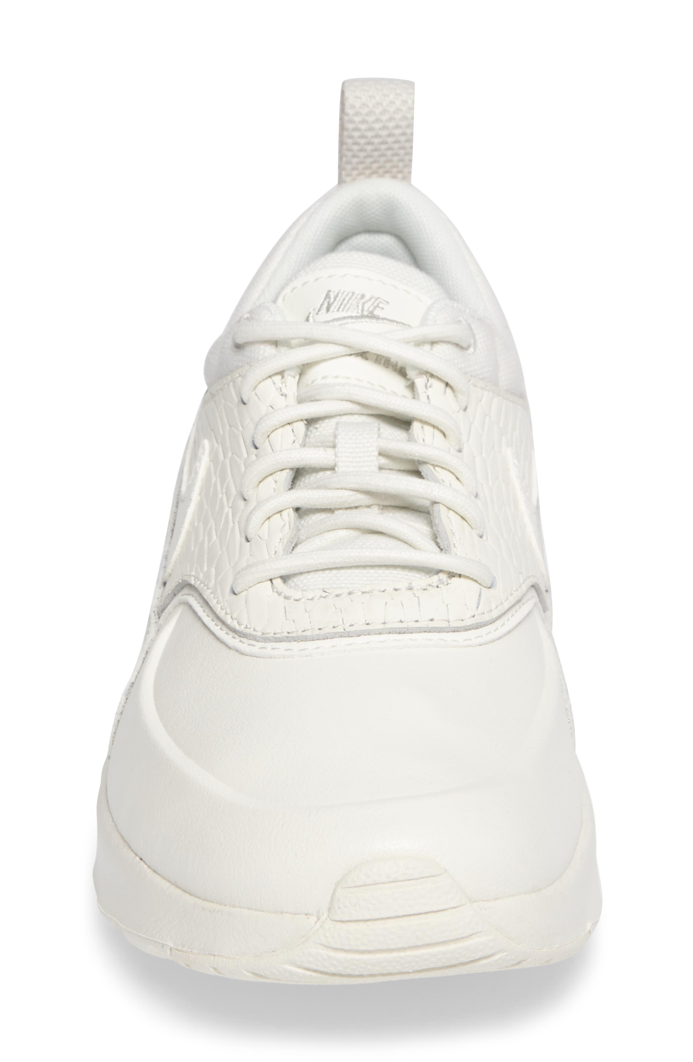 Air Max Thea Premium Sneaker,                             Alternate thumbnail 12, color,