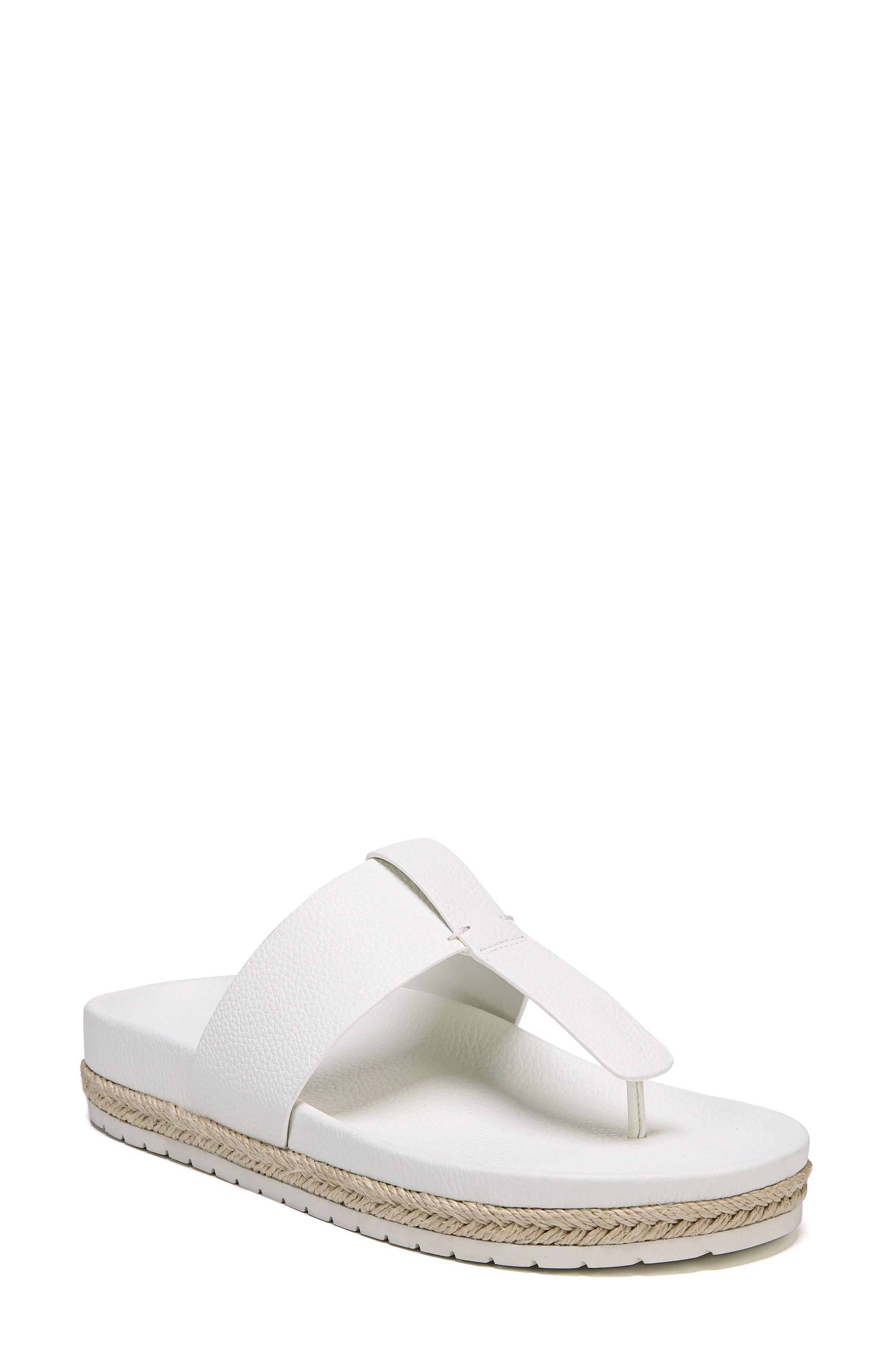 Avani T-Strap Flat Sandal,                             Main thumbnail 3, color,