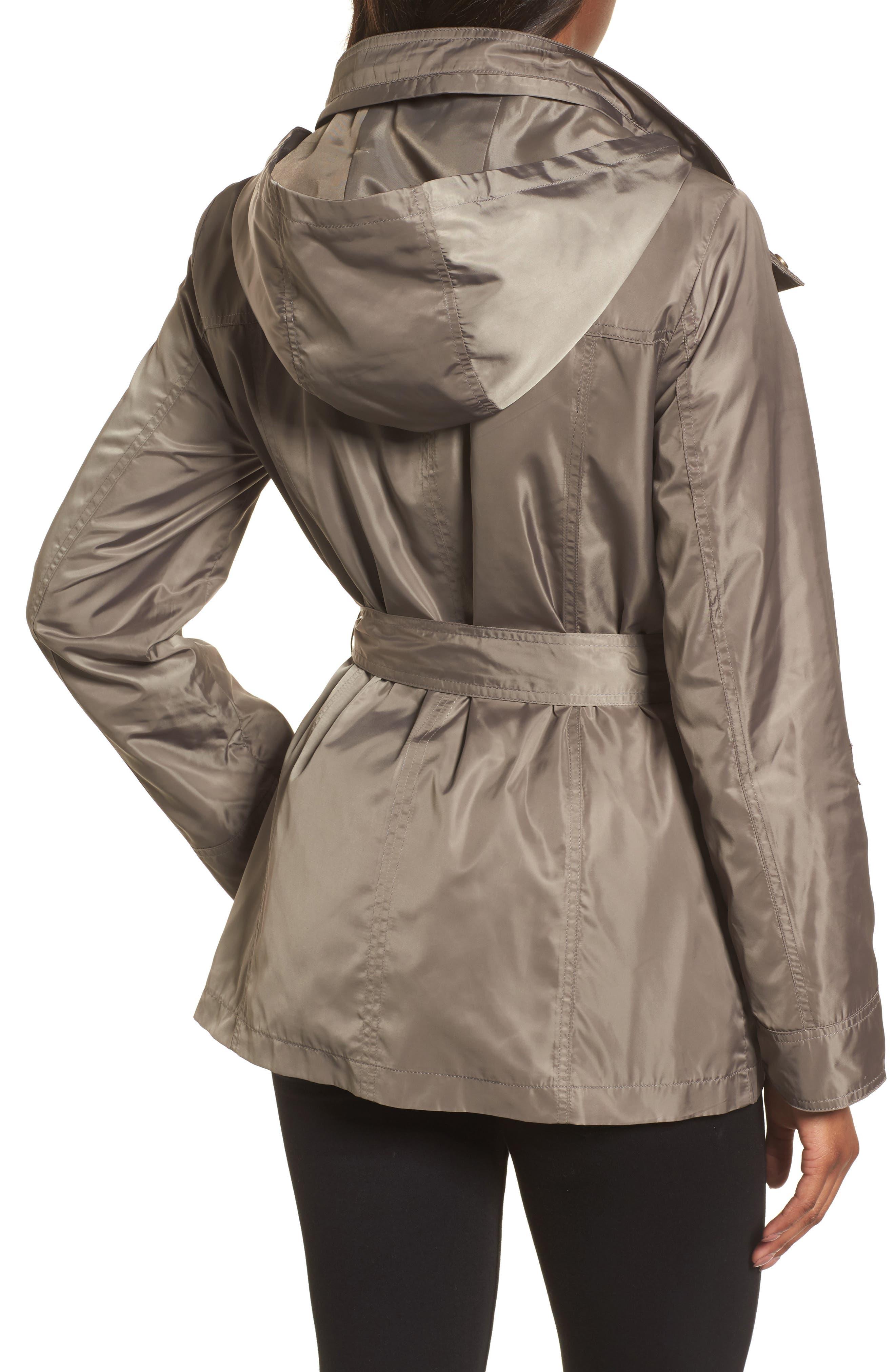 Belted Lightweight Jacket,                             Alternate thumbnail 14, color,