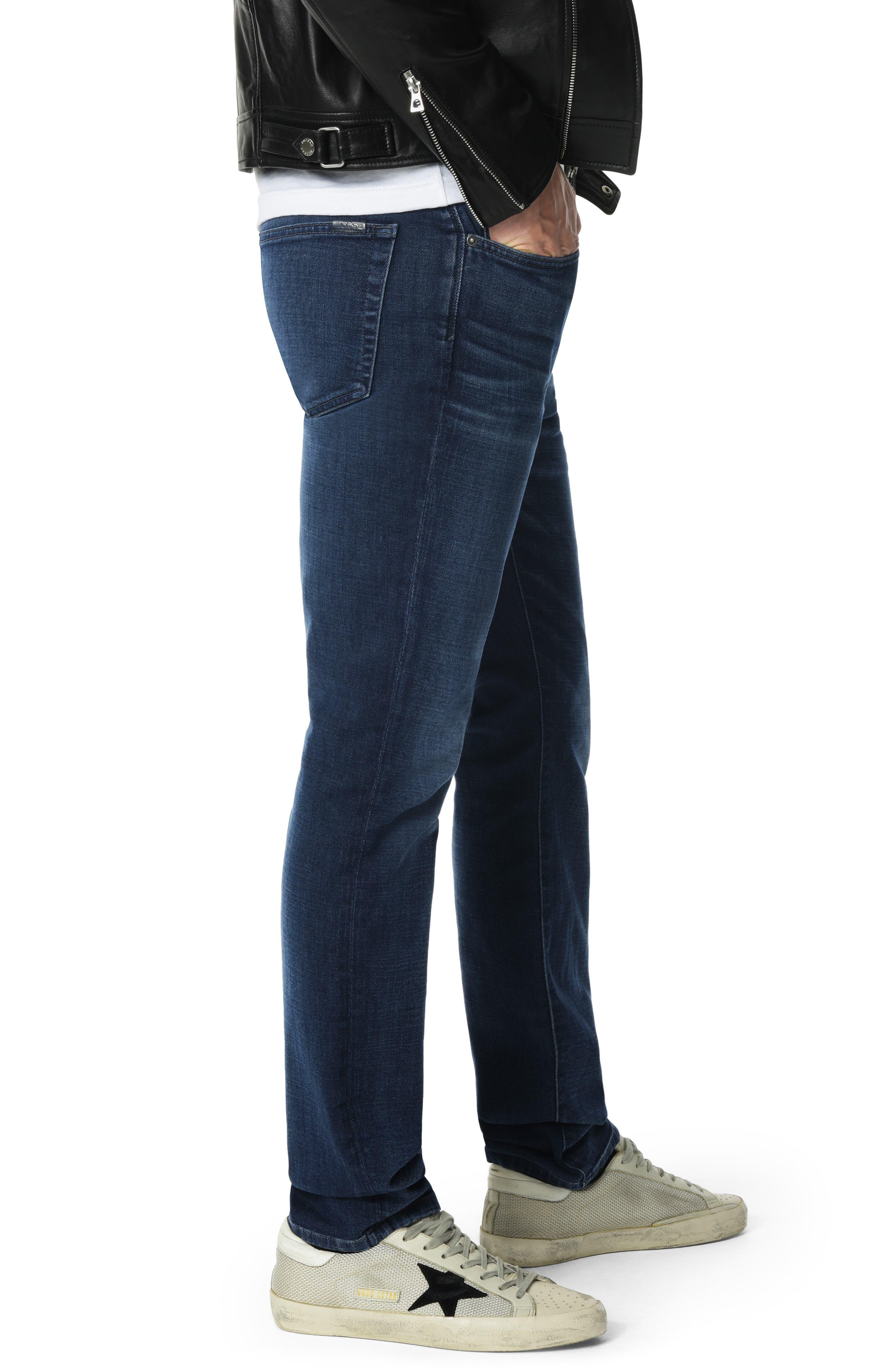 Slim Fit Jeans,                             Alternate thumbnail 3, color,                             MARC