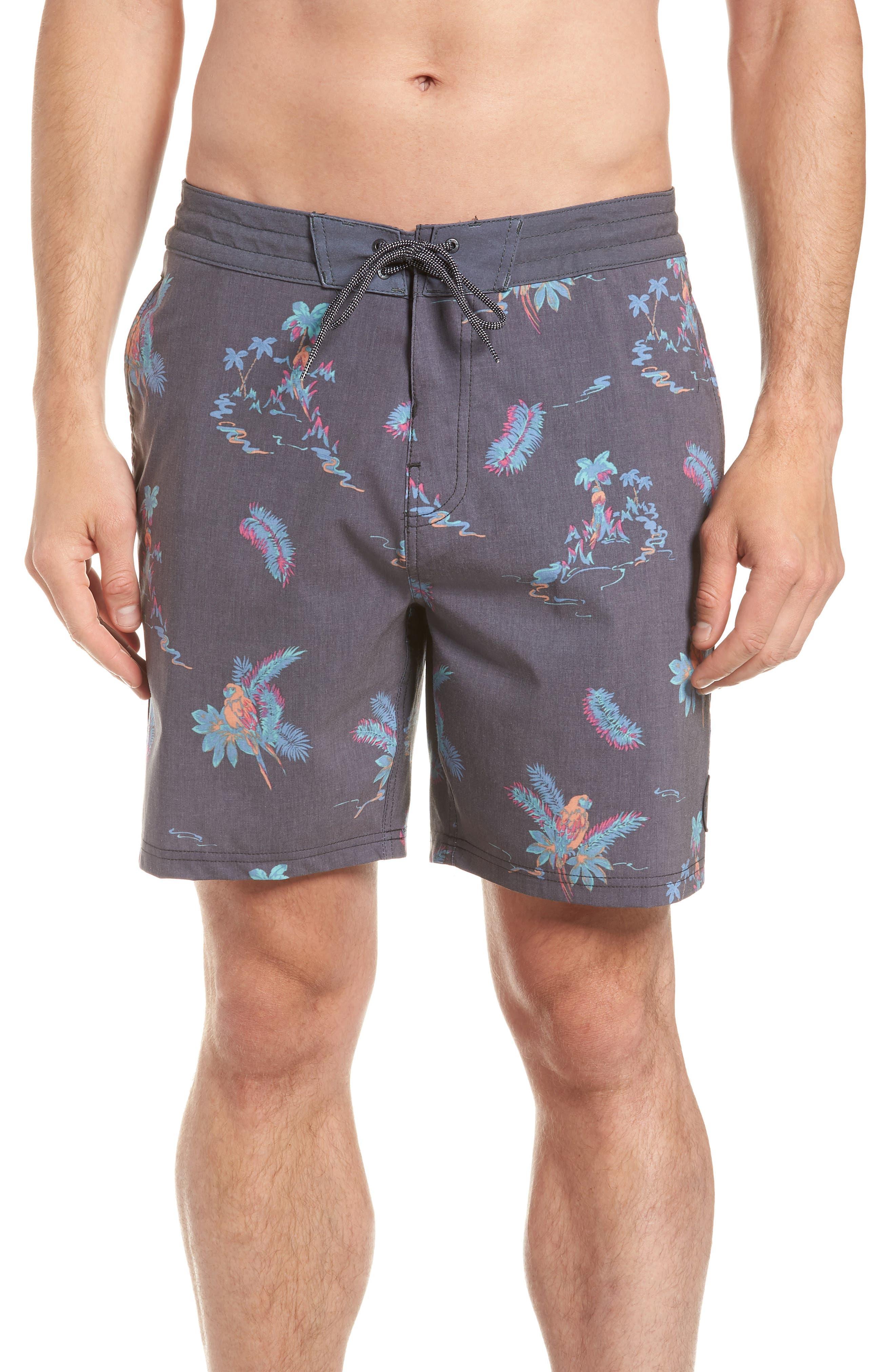 Vacay Layday Board Shorts,                             Main thumbnail 1, color,                             020