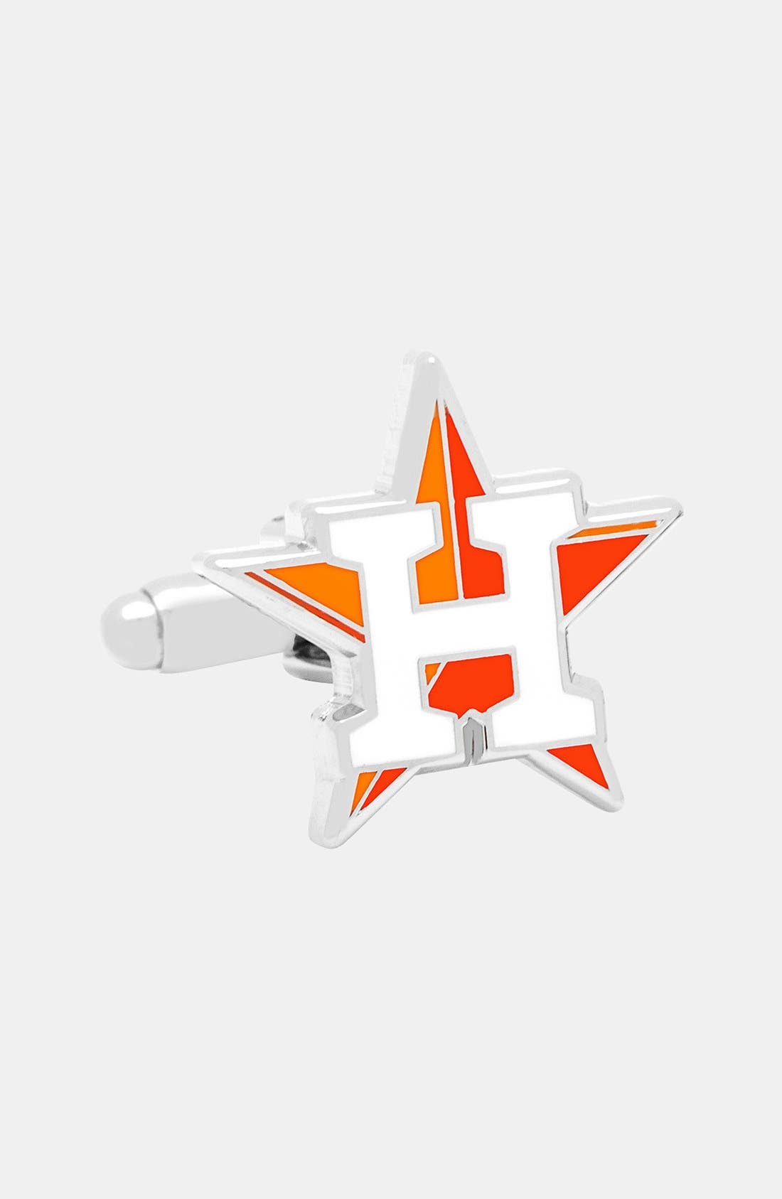 'Houston Astros' Cuff Links,                             Alternate thumbnail 2, color,                             ORANGE
